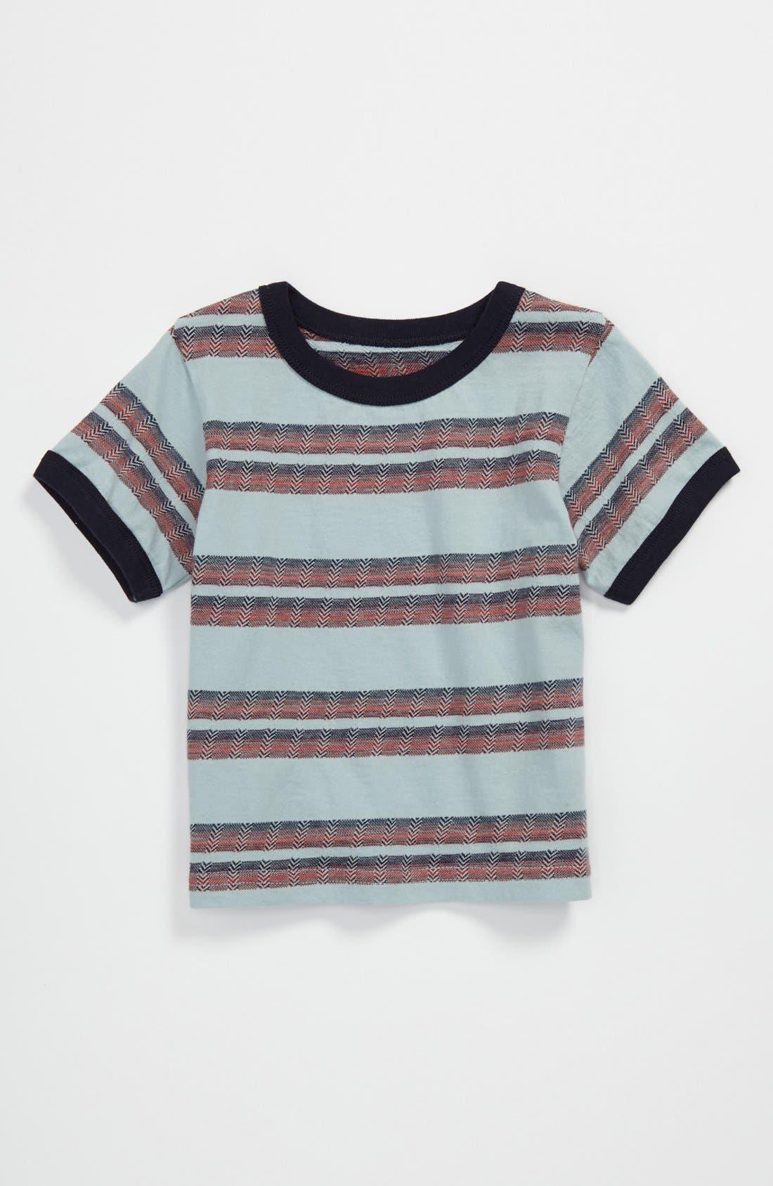Alternate Image 1 Selected - Peek 'Mateo' T-Shirt (Baby)
