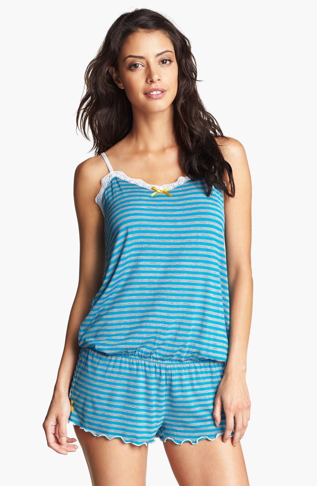 Alternate Image 1 Selected - Honeydew Intimates 'All American' Romper (2 for $60)