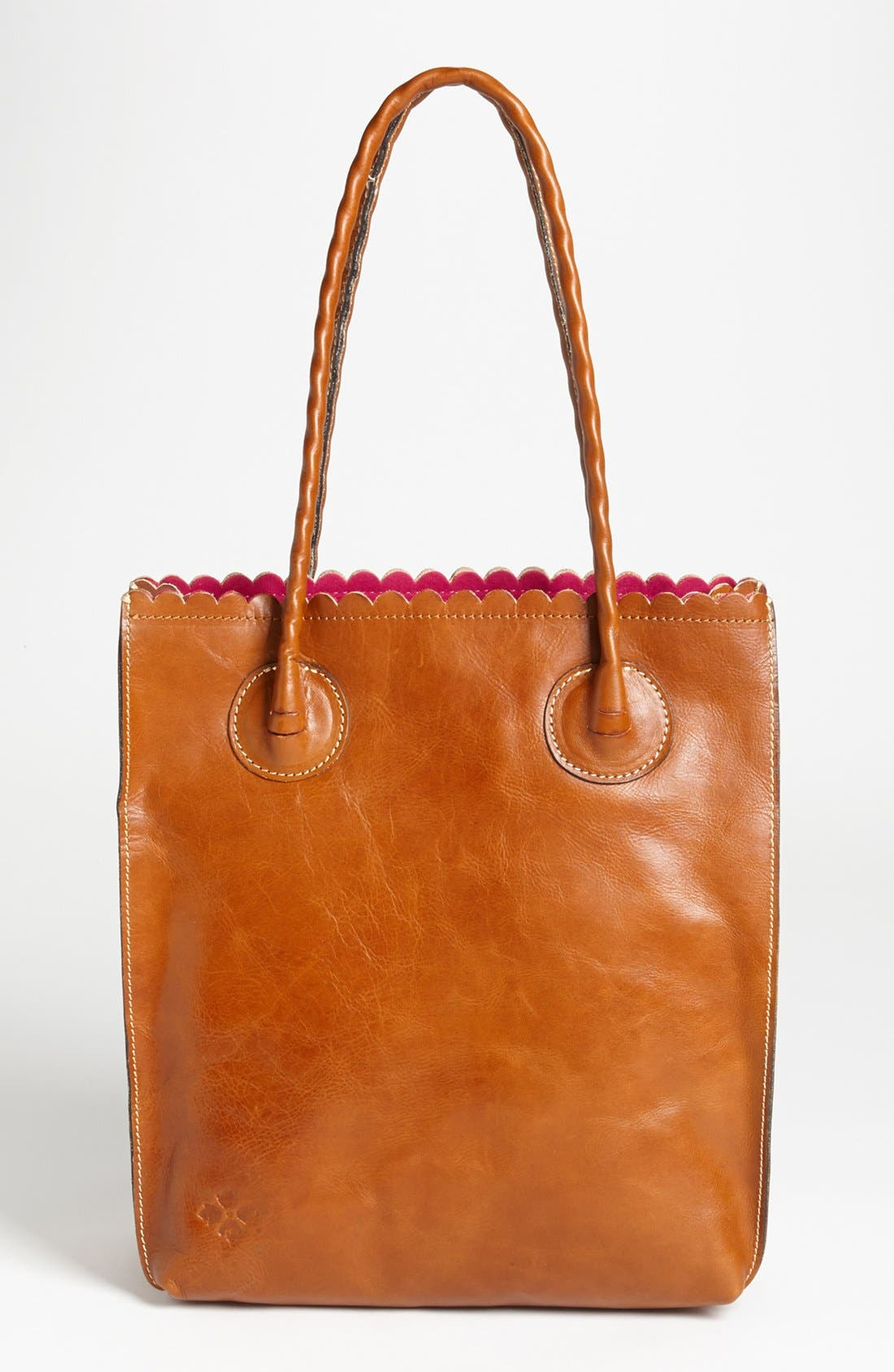 Alternate Image 5  - Patricia Nash 'Cavo' Tooled Leather Tote