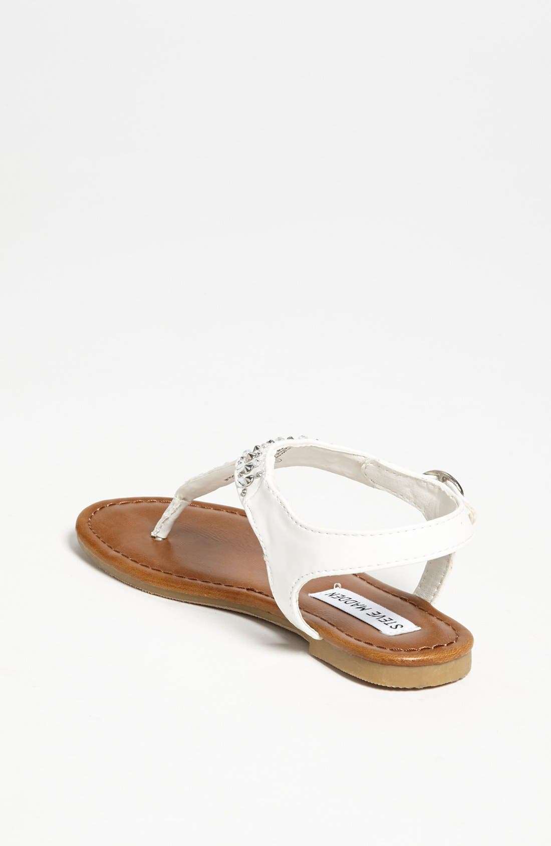 Alternate Image 2  - Steve Madden 'Beyond' Sandal (Toddler, Little Kid & Big Kid)