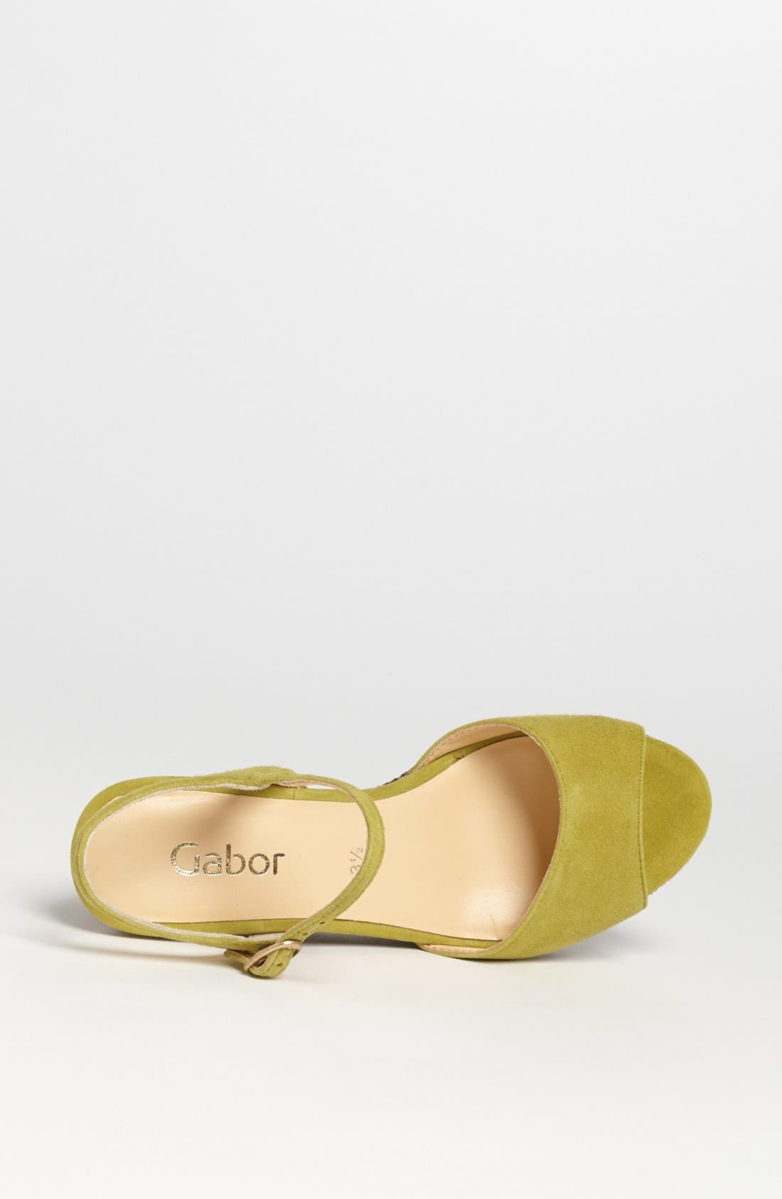 Alternate Image 3  - Gabor Wedge Sandal (Online Only)