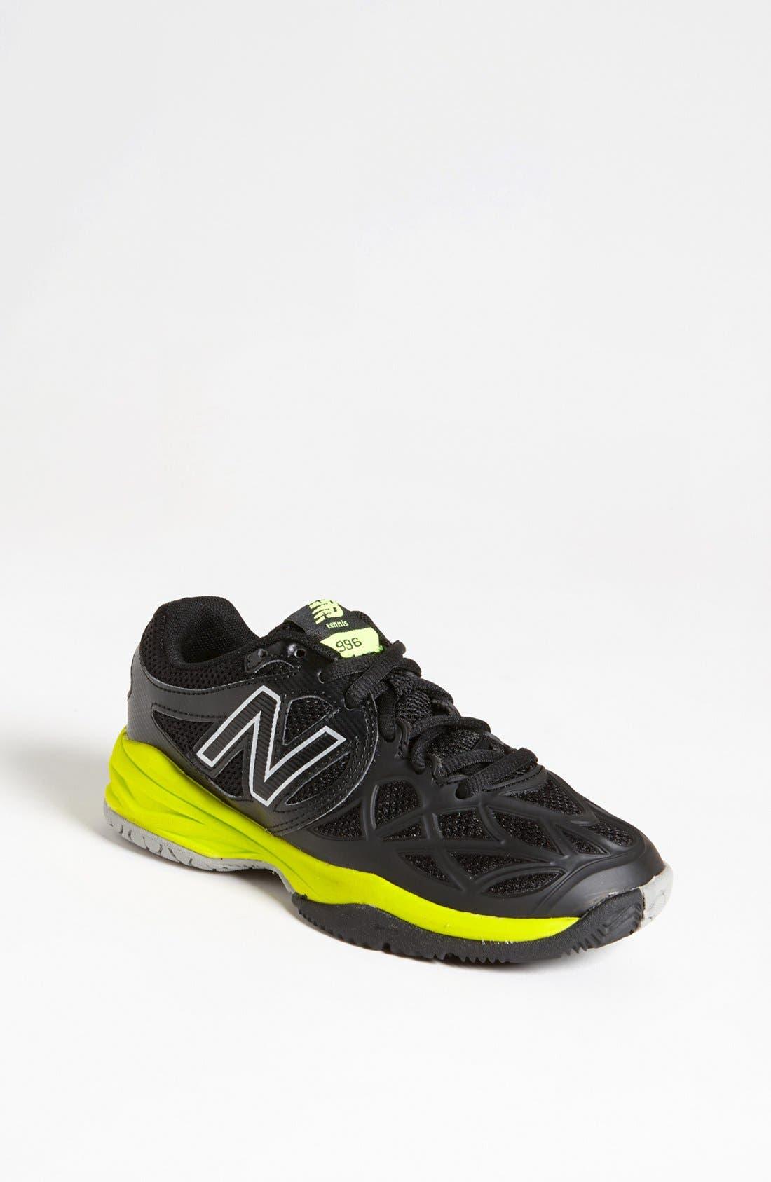 Alternate Image 1 Selected - New Balance Tennis Shoe (Toddler, Little Kid & Big Kid)