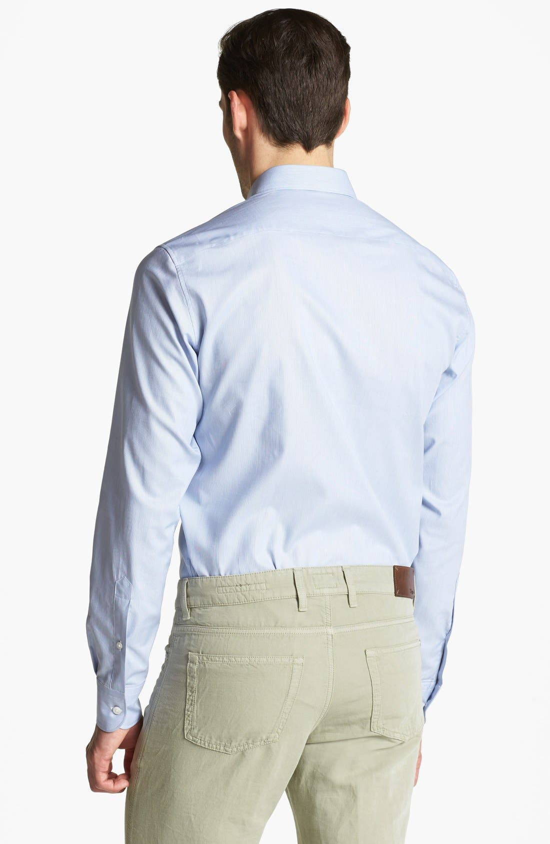 Alternate Image 2  - Z Zegna Dress Shirt