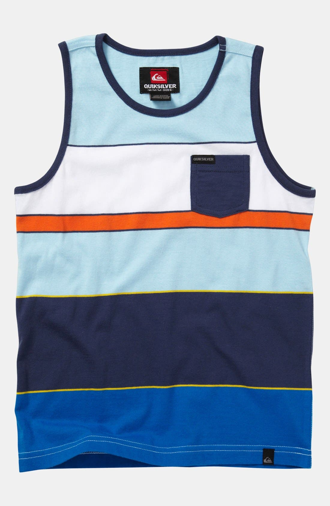 Alternate Image 1 Selected - Quiksilver 'Kirkwood' Tank Top (Baby)