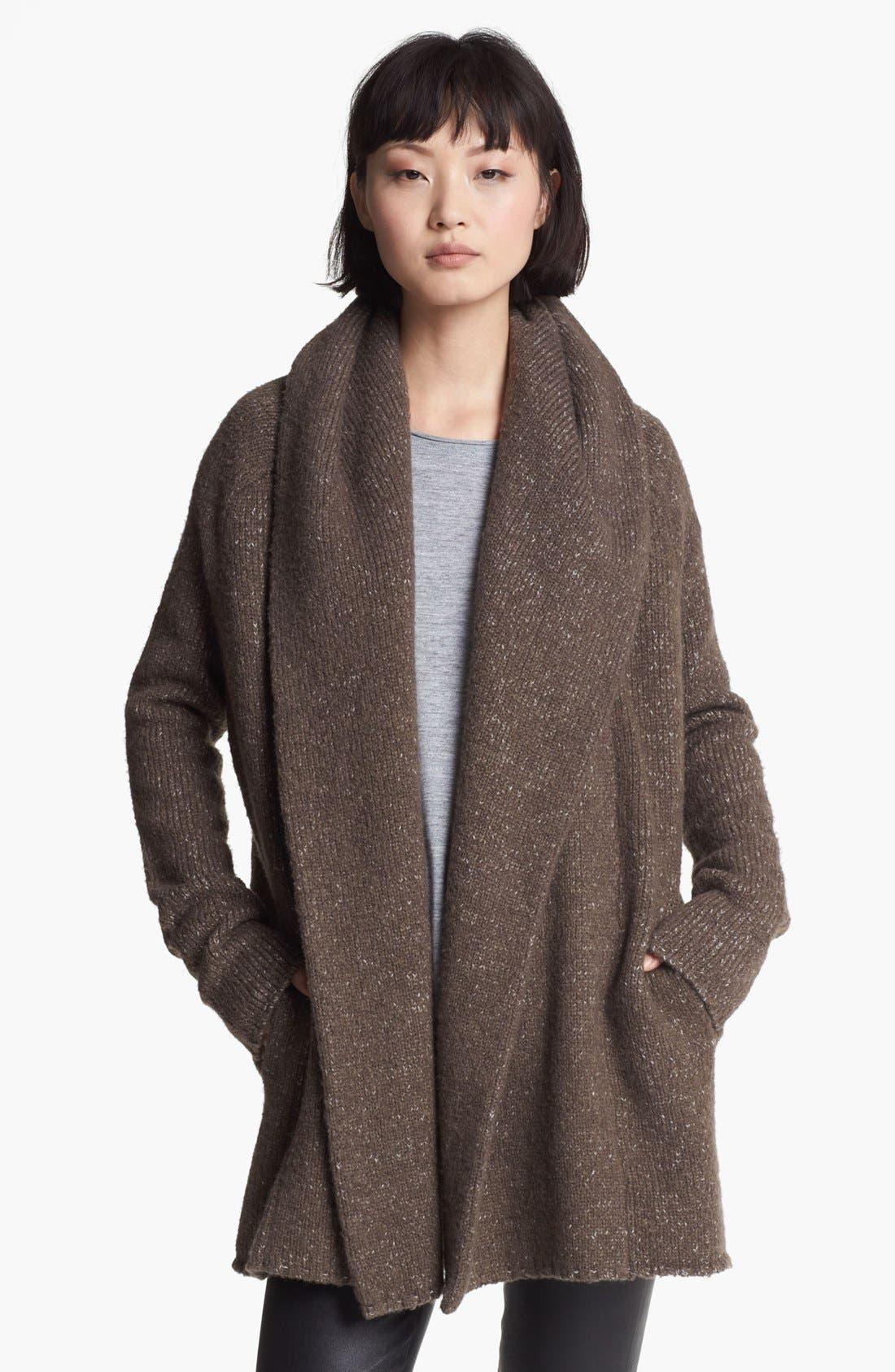 Alternate Image 1 Selected - Vince Sweater Coat