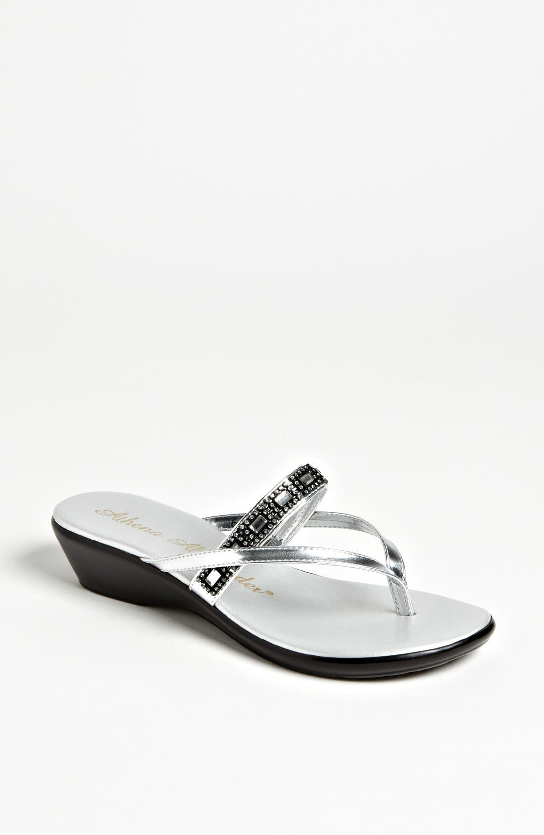 Alternate Image 1 Selected - Athena Alexander 'Trudi' Sandal