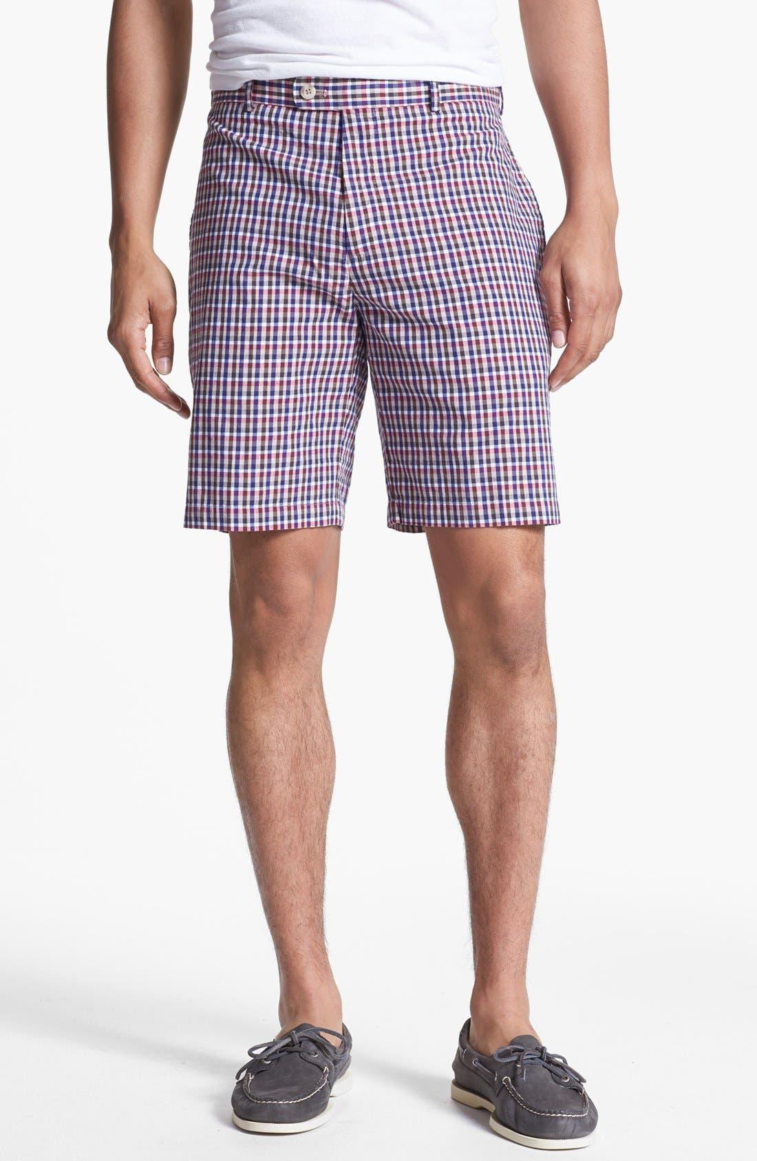 Alternate Image 1 Selected - Peter Millar 'Wigan' Shorts