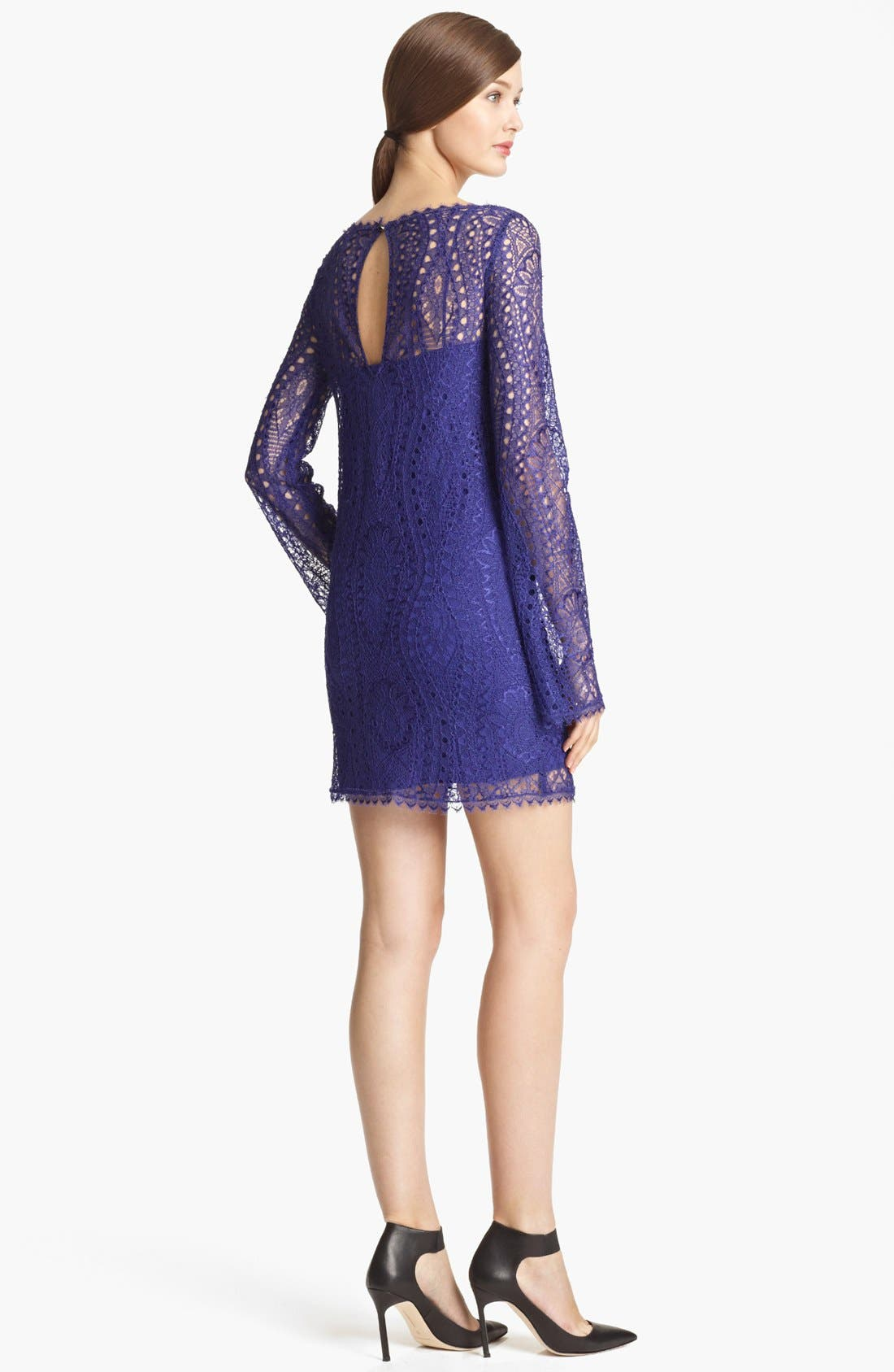Alternate Image 2  - Emilio Pucci Guipure Lace Dress