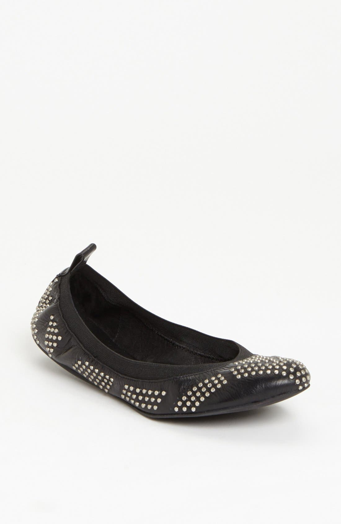 Alternate Image 1 Selected - See by Chloé 'Sharon' Ballerina Flat