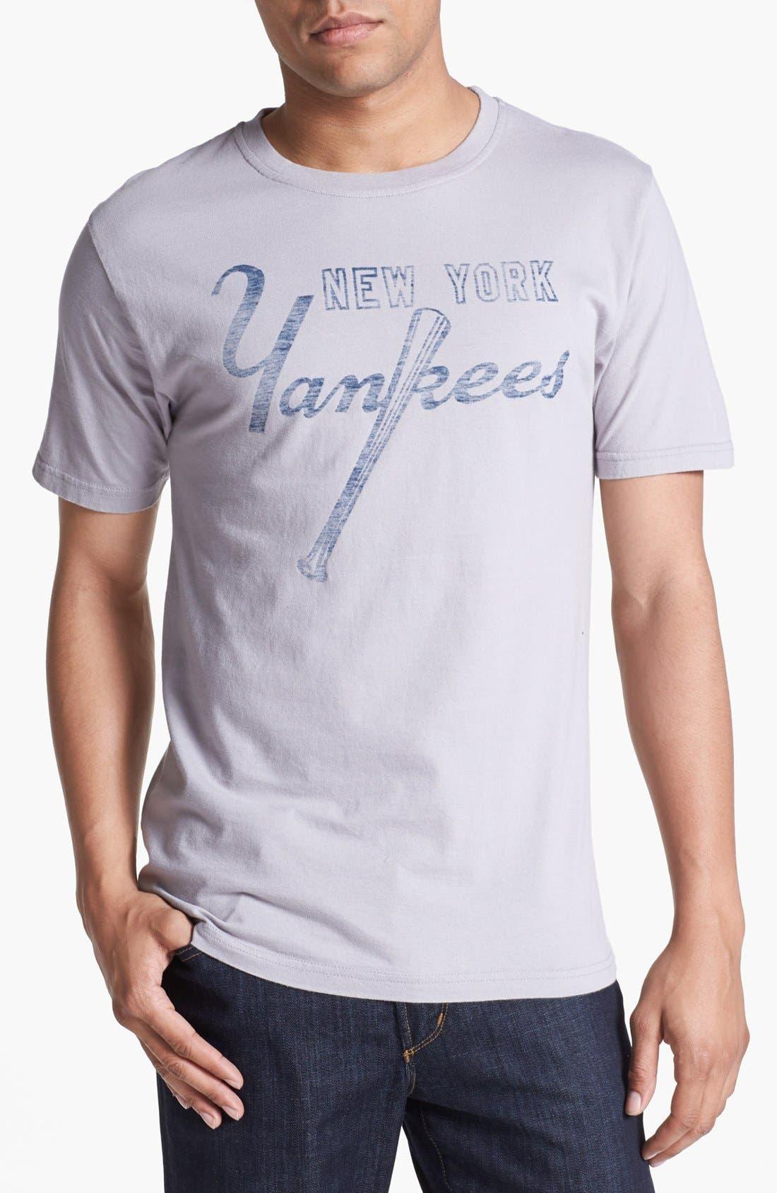 Alternate Image 1 Selected - Red Jacket 'Yankees - Reversal' T-Shirt