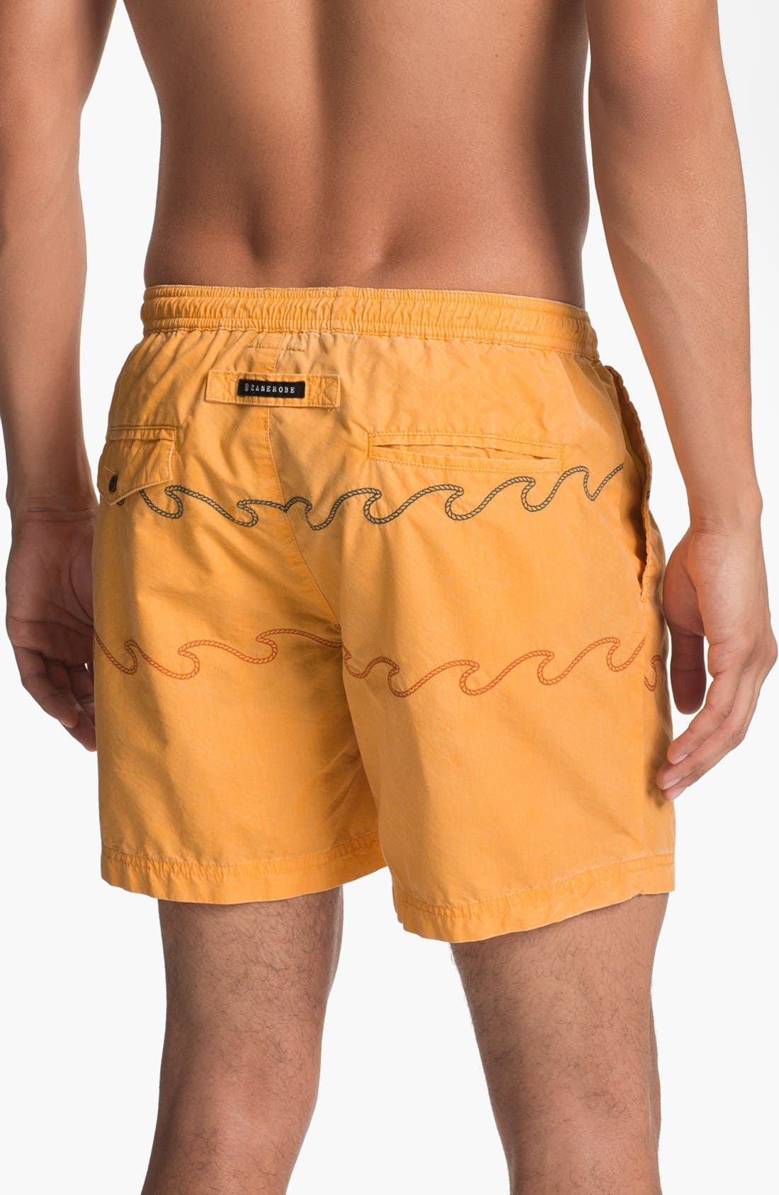 Alternate Image 2  - ZANEROBE 'No Comply' Swim Shorts