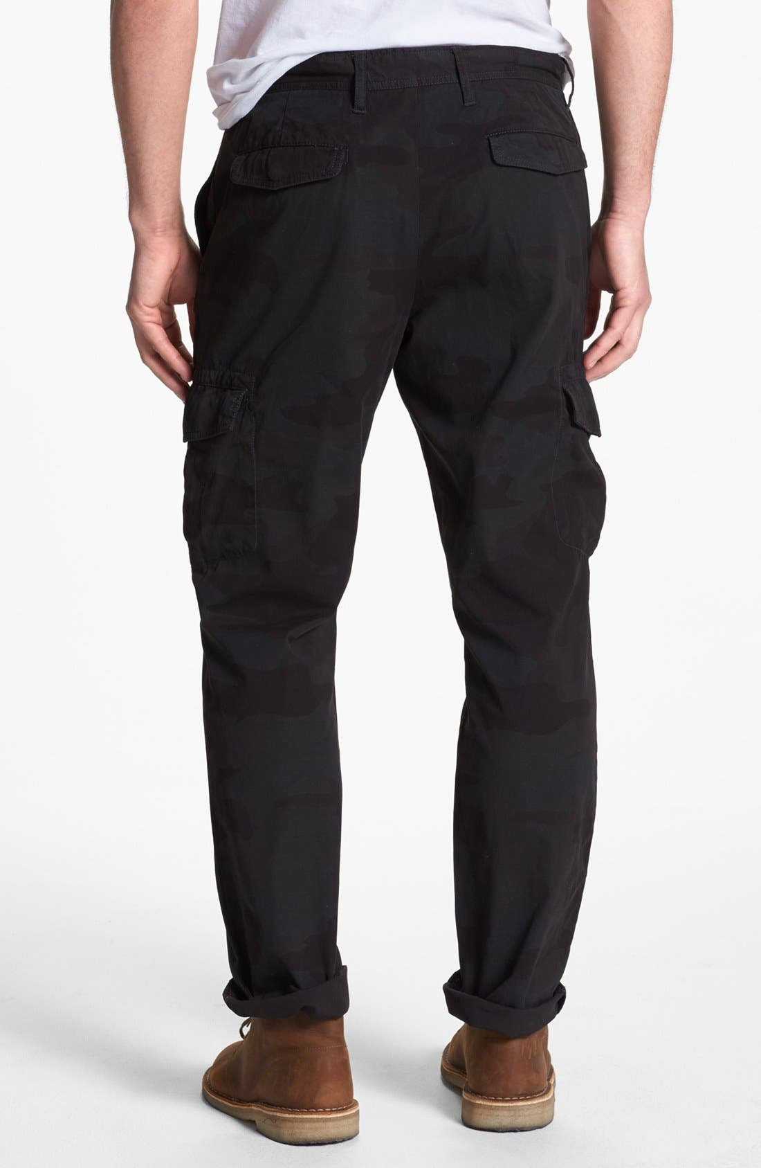 Alternate Image 2  - Wallin & Bros. 'Riverbend' Camo Cargo Pants