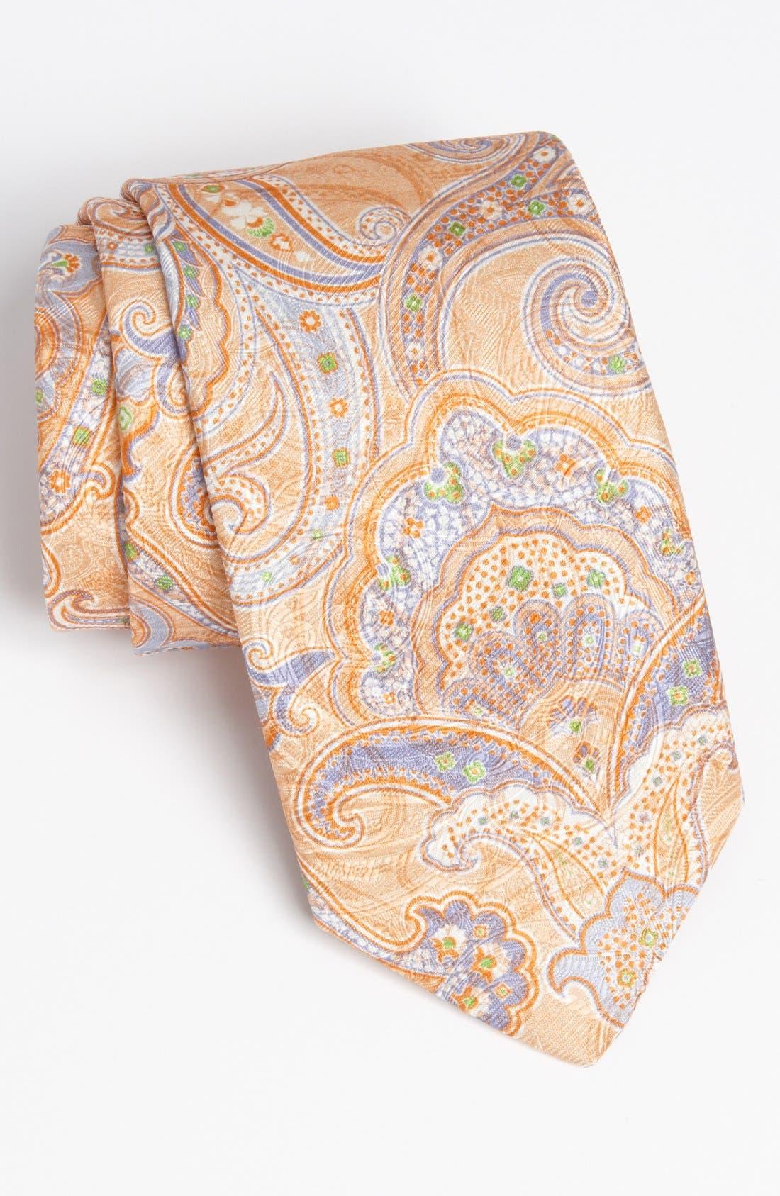 Alternate Image 1 Selected - Robert Talbott Woven Silk Tie
