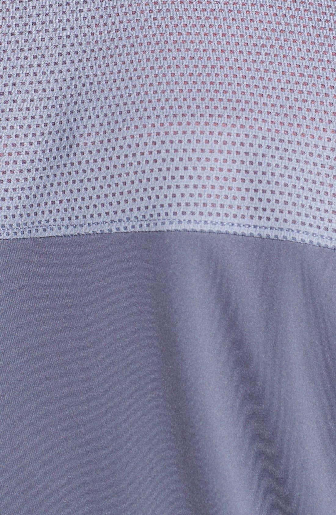 Alternate Image 3  - Under Armour Quarter Zip Shirt