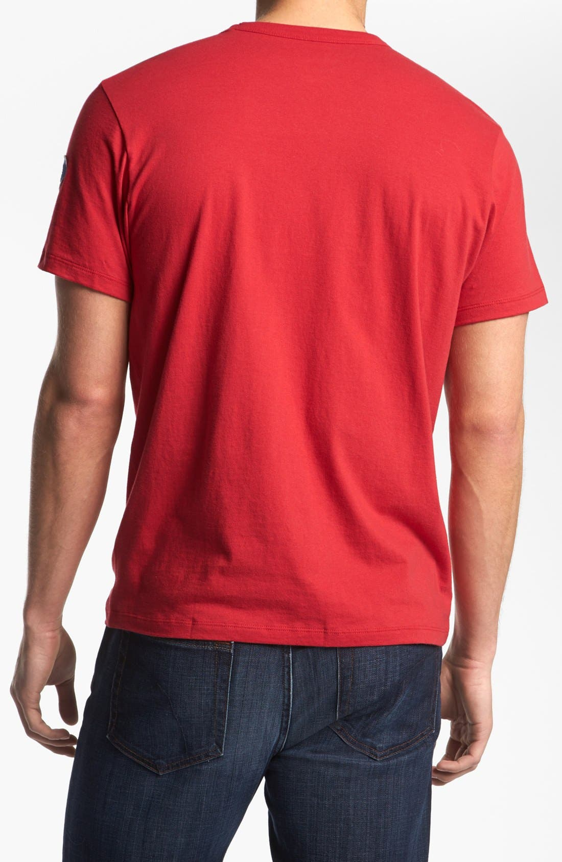 Alternate Image 2  - 47 Brand 'Philadelphia Phillies - Fieldhouse' T-Shirt