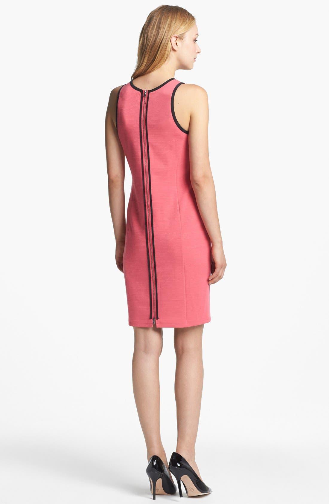 Alternate Image 2  - Kenneth Cole New York 'Elysia' Cutaway Sheath Dress