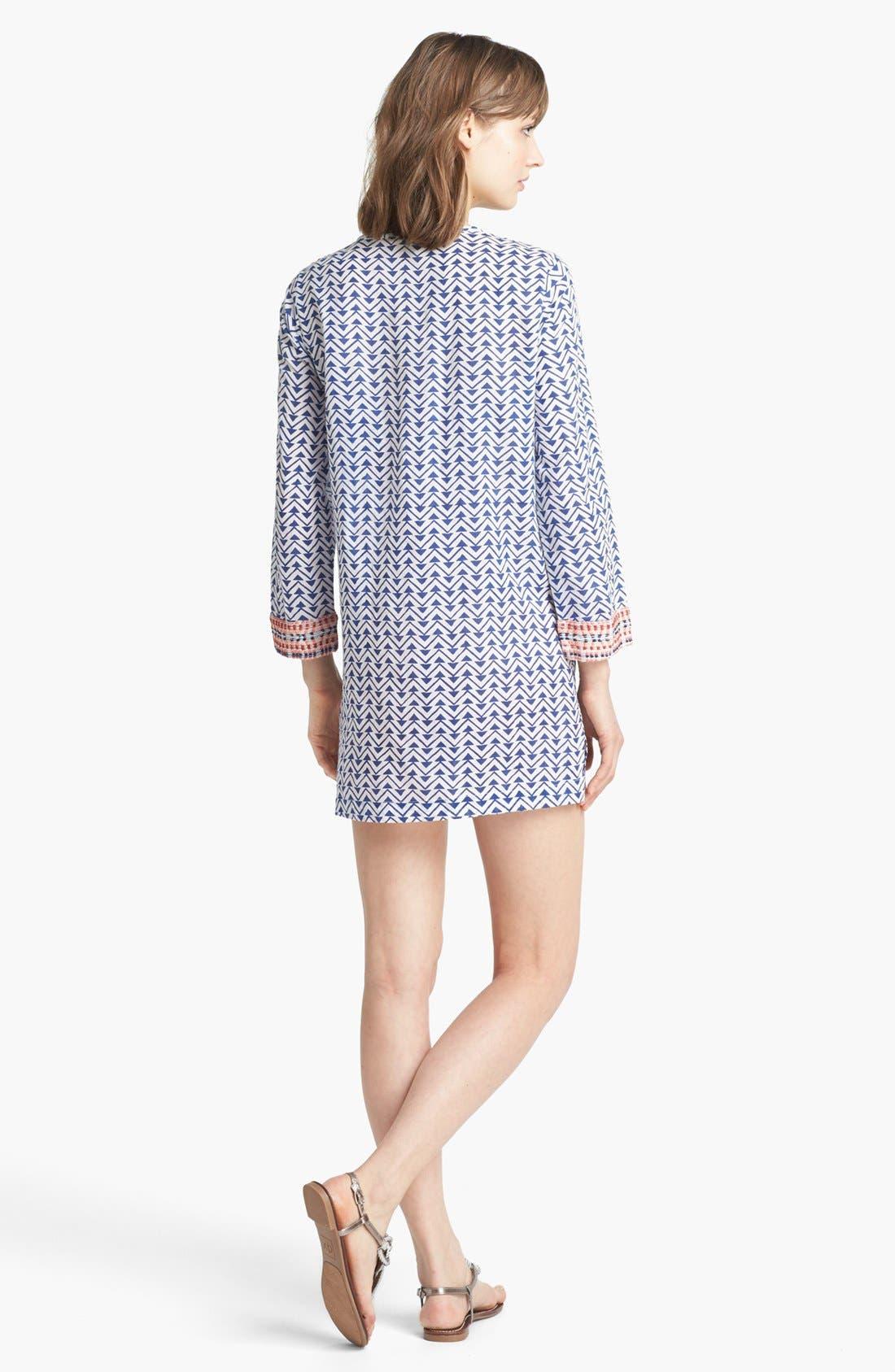 Alternate Image 2  - Soft Joie 'Daria' Print Cotton Tunic