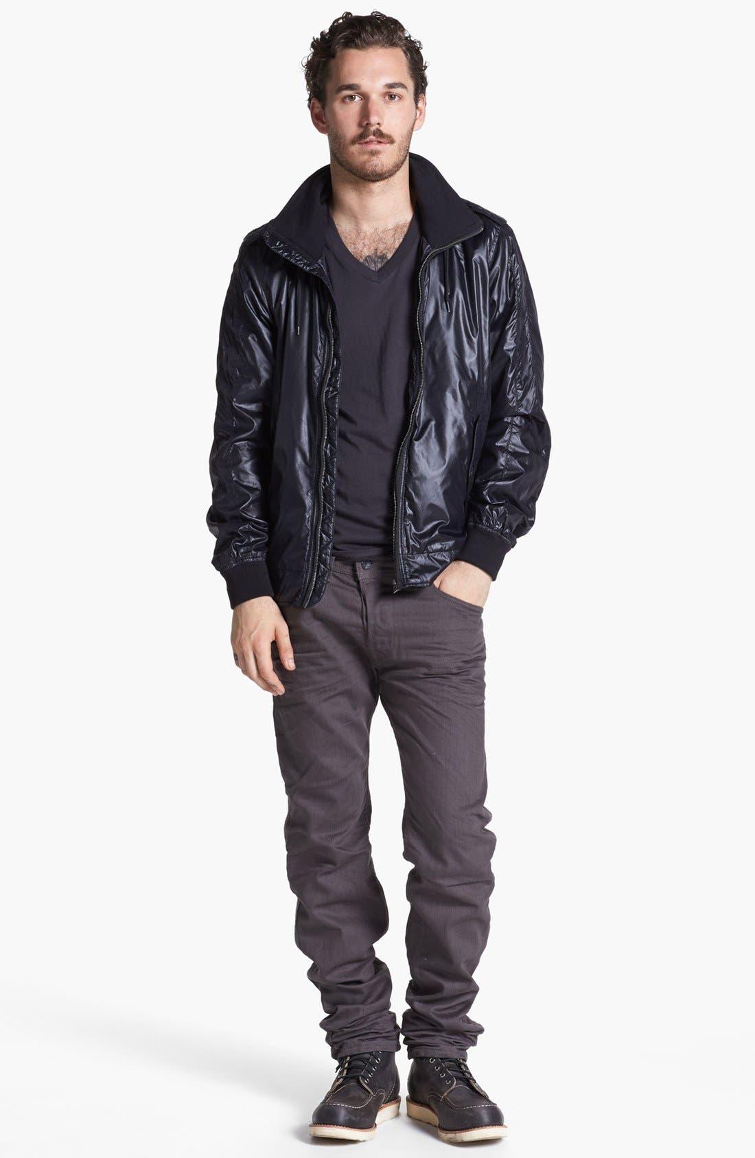 Alternate Image 2  - DIESEL® 'J-Webb' Nylon Jacket