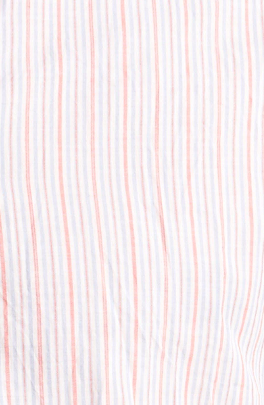 Alternate Image 3  - rag & bone 'Charles' Stripe Woven Shirt