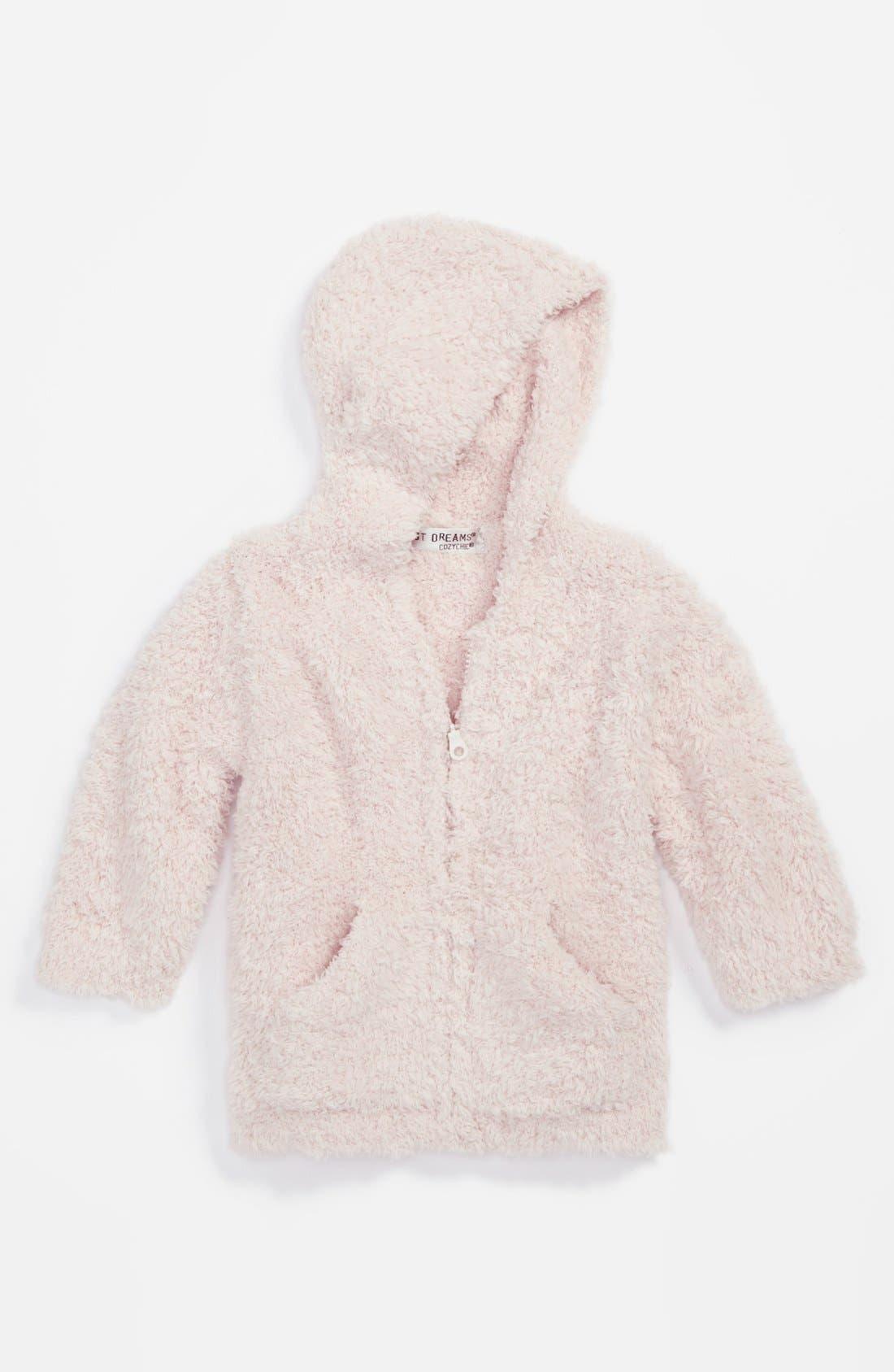 Main Image - Barefoot Dreams® CozyChic® Hooded Jacket (Infant)