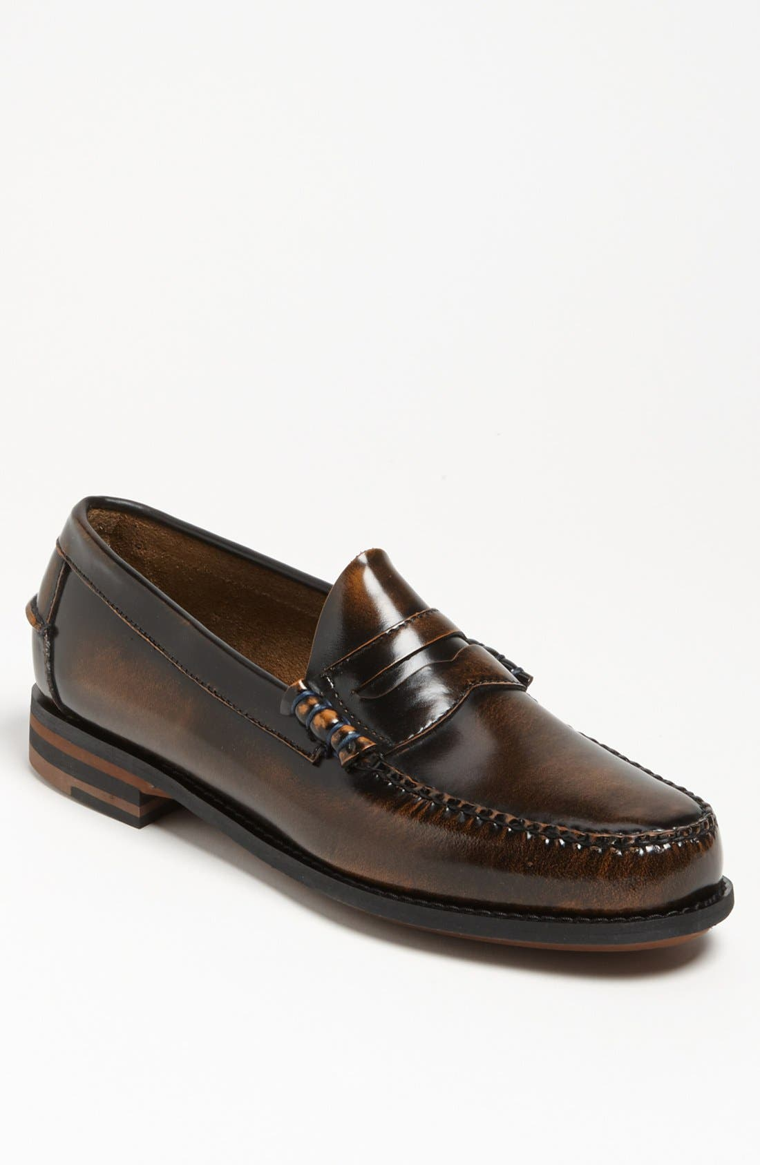 Alternate Image 1 Selected - G.H. Bass & Co. 'Naples' Penny Loafer