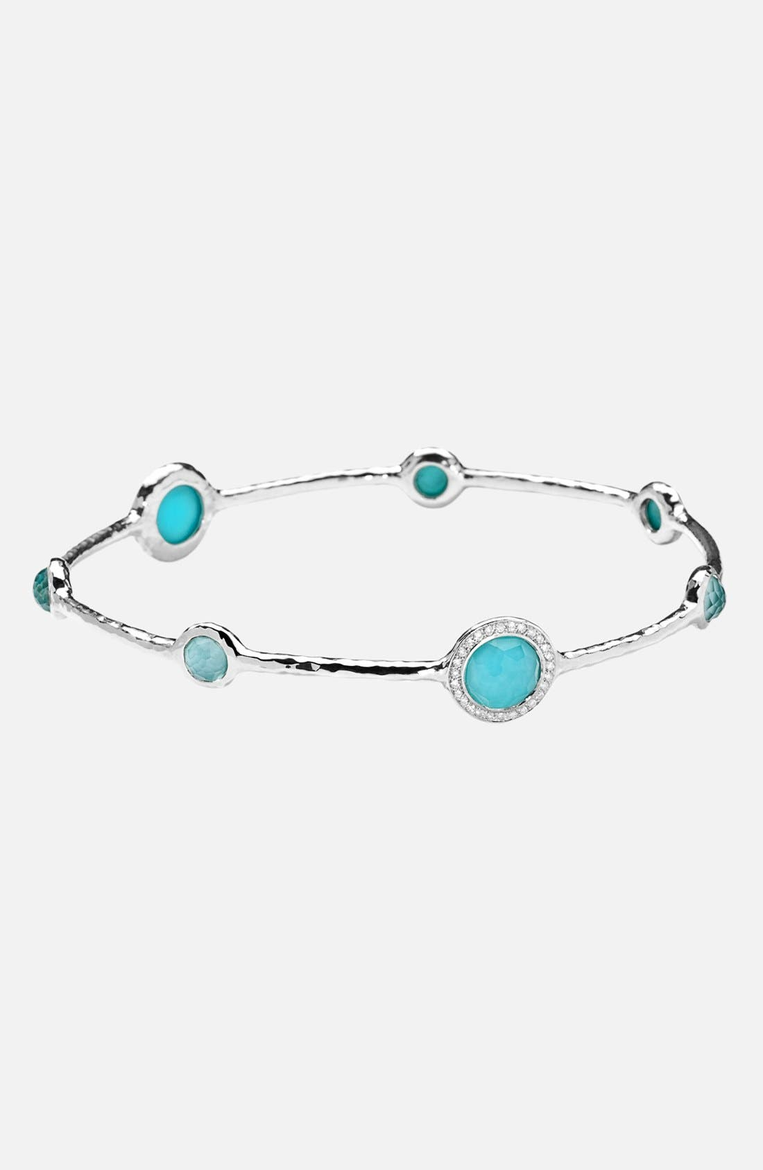 Alternate Image 1 Selected - Ippolita 'Stella - Rock Candy' 6-Stone Bangle
