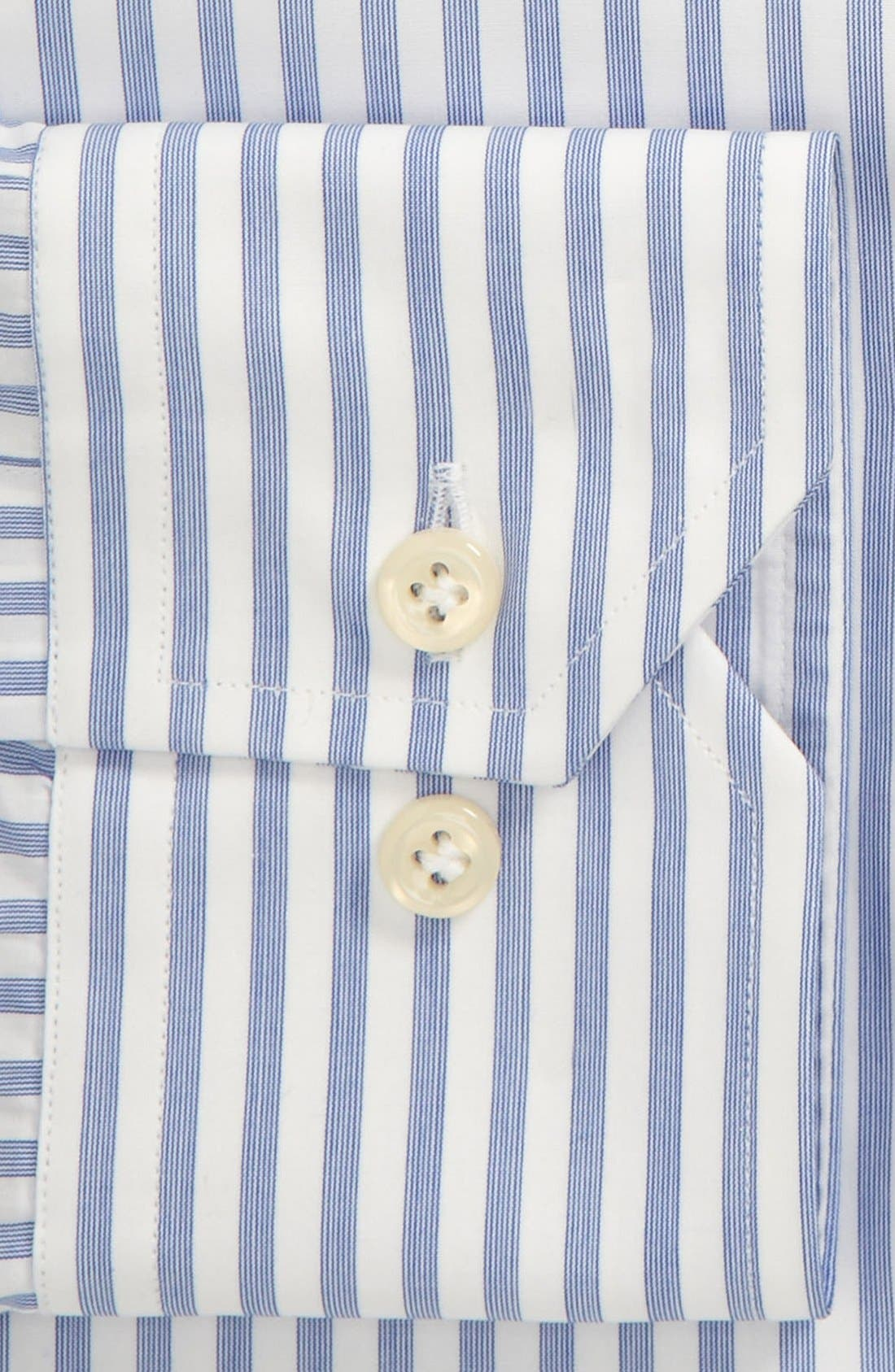 Alternate Image 2  - Peter Millar Regular Fit Dress Shirt