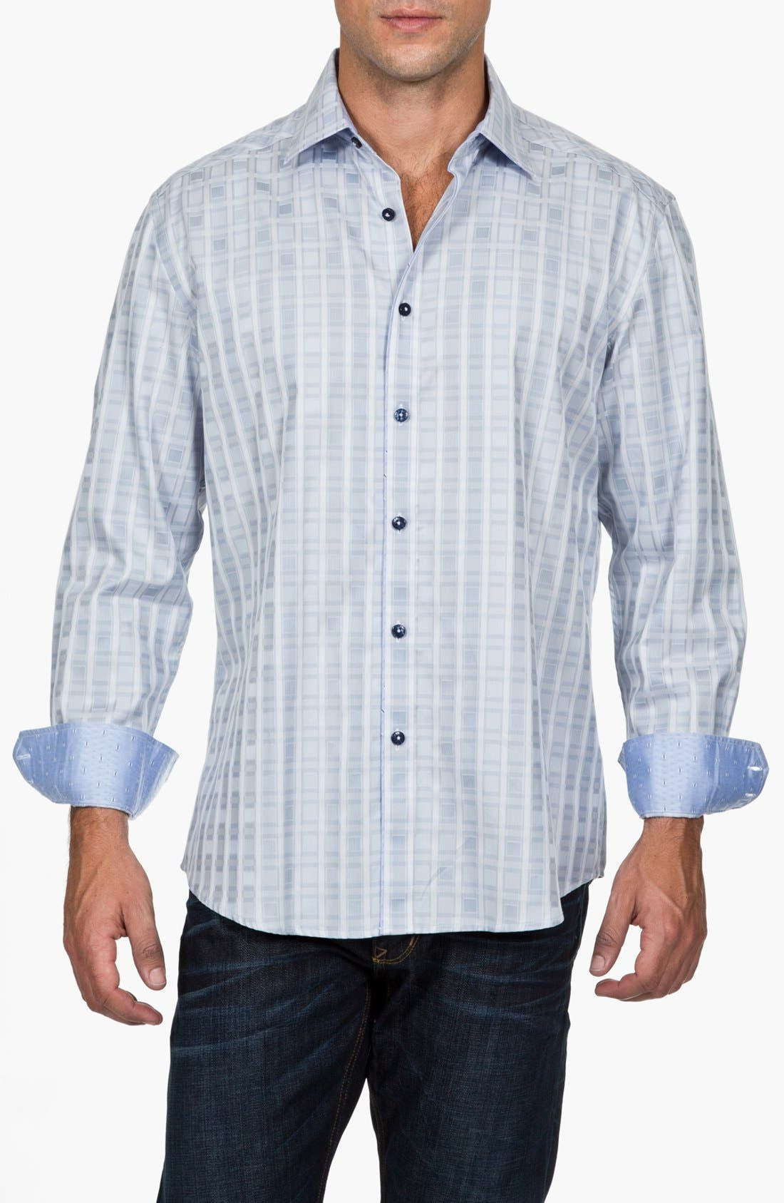 Main Image - Zagiri Regular Fit Sport Shirt