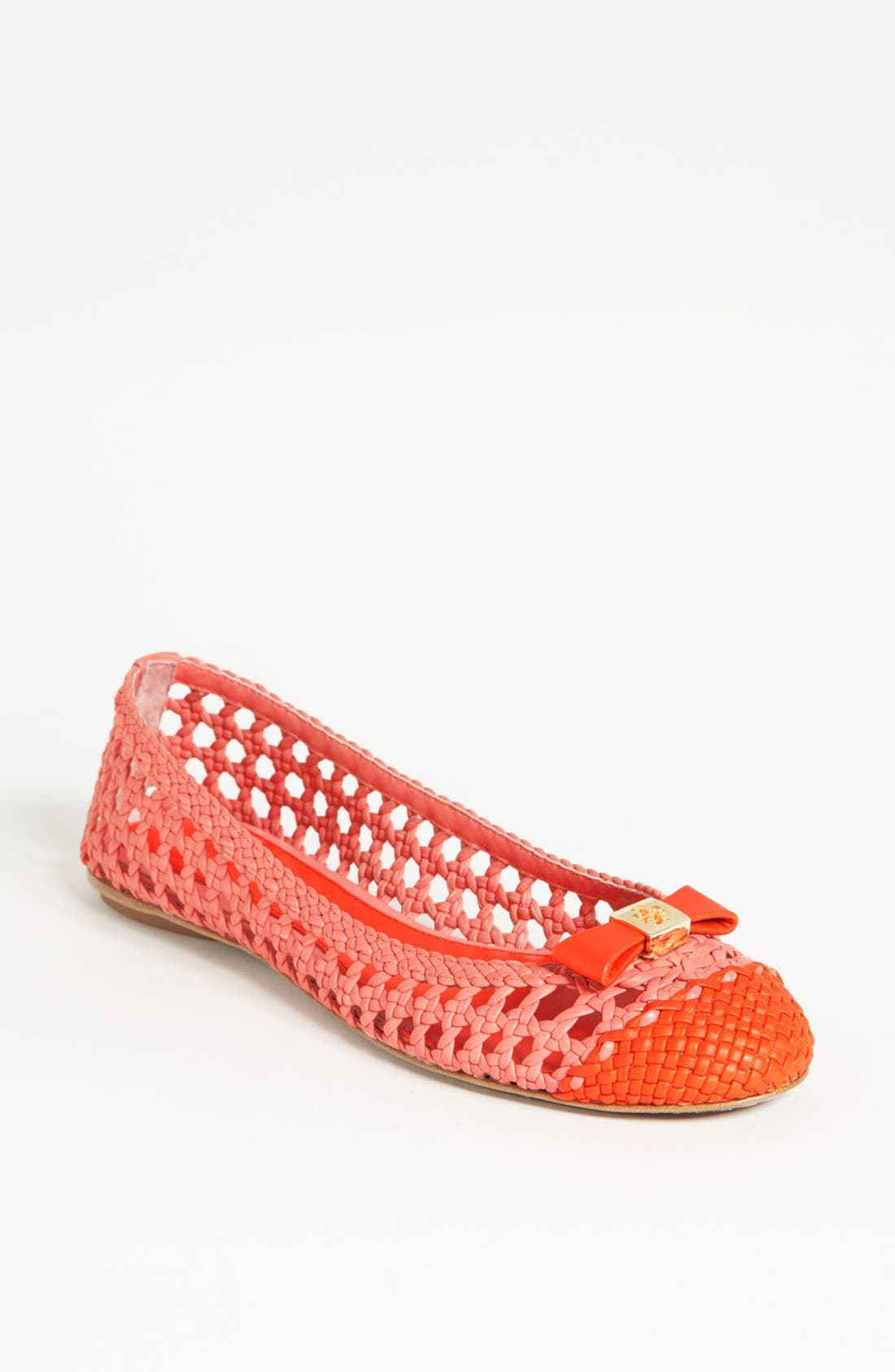 Alternate Image 1 Selected - Tory Burch 'Carlyle' Flat