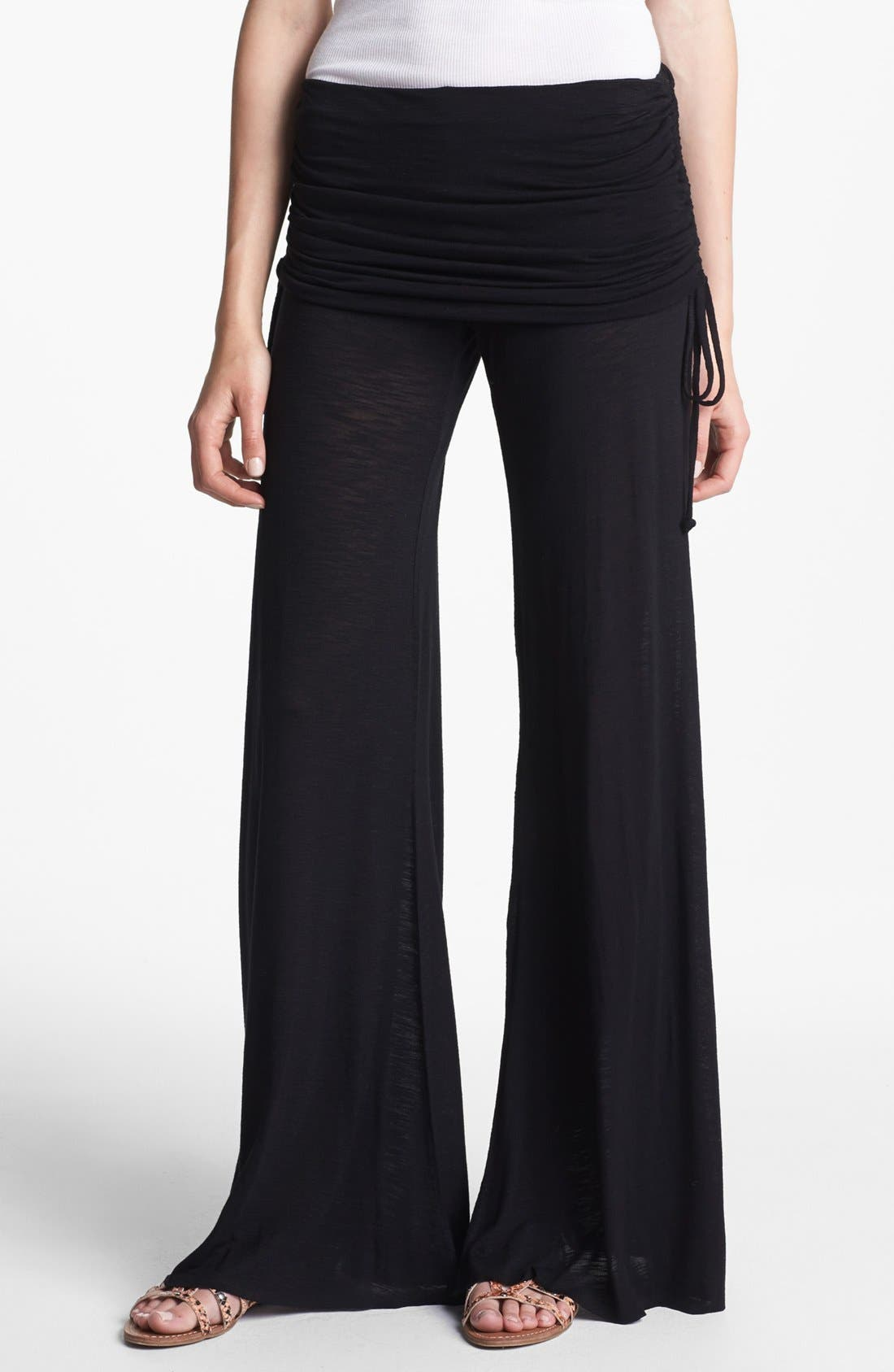 Main Image - Young, Fabulous & Broke 'Sierra' Wide Leg Pants