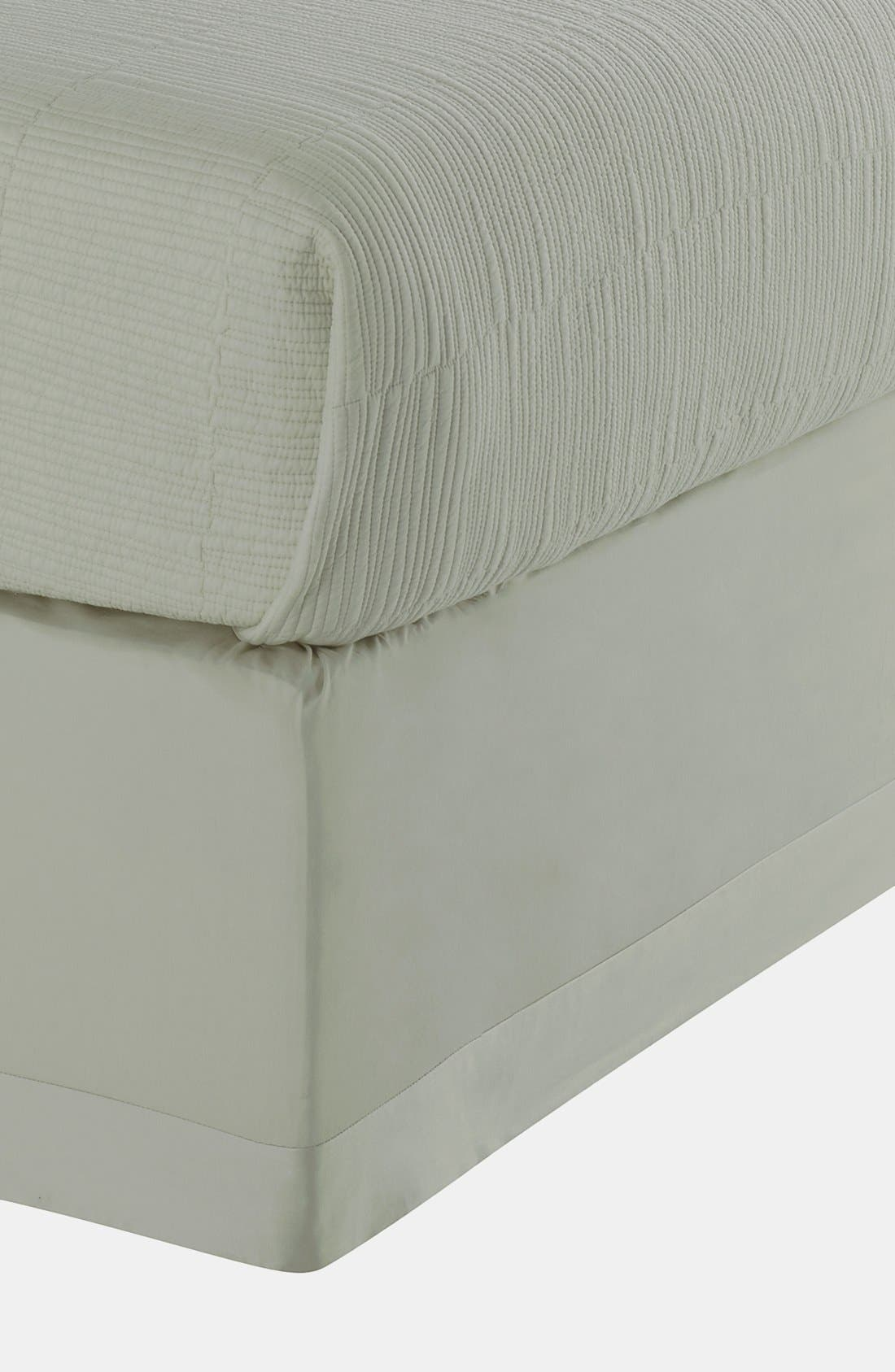 Alternate Image 1 Selected - Donna Karan 'Essentials Urban Oasis' Bed Skirt (Online Only)