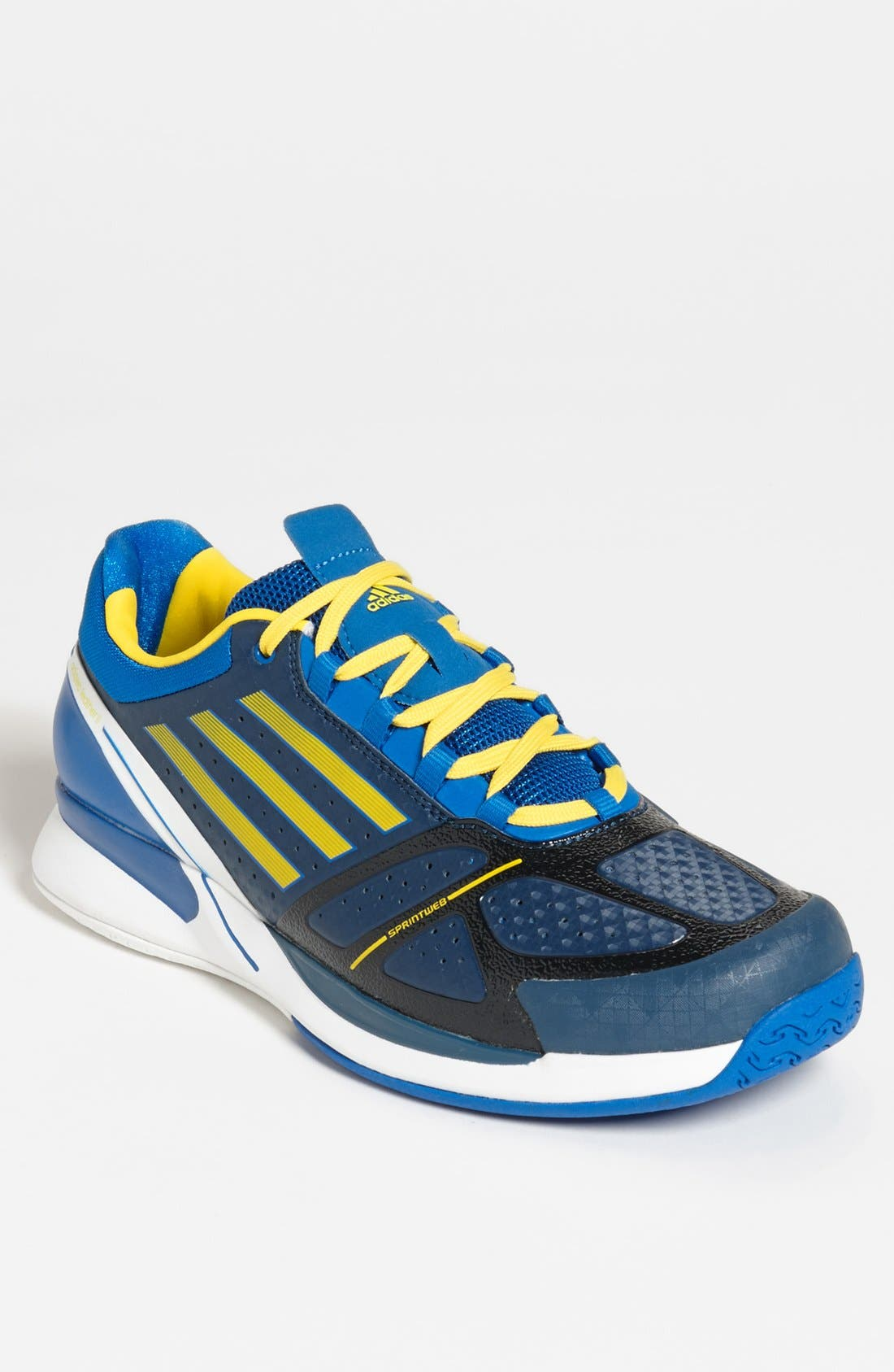 Alternate Image 1 Selected - adidas 'adizero Feather II' Tennis Shoe (Men)