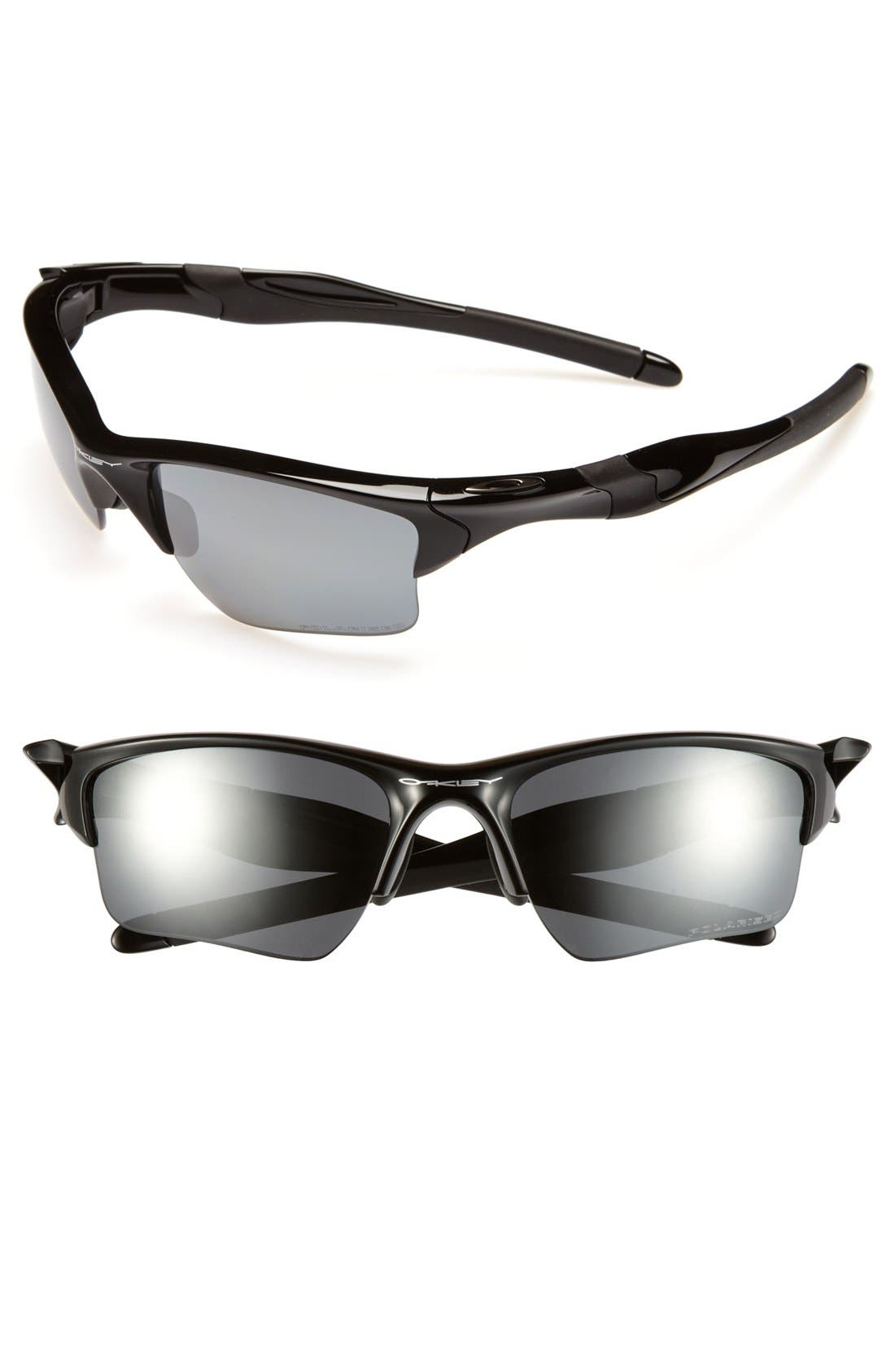 Main Image - Oakley 'Half Jacket 2.0 XL' 62mm Polarized Sunglasses