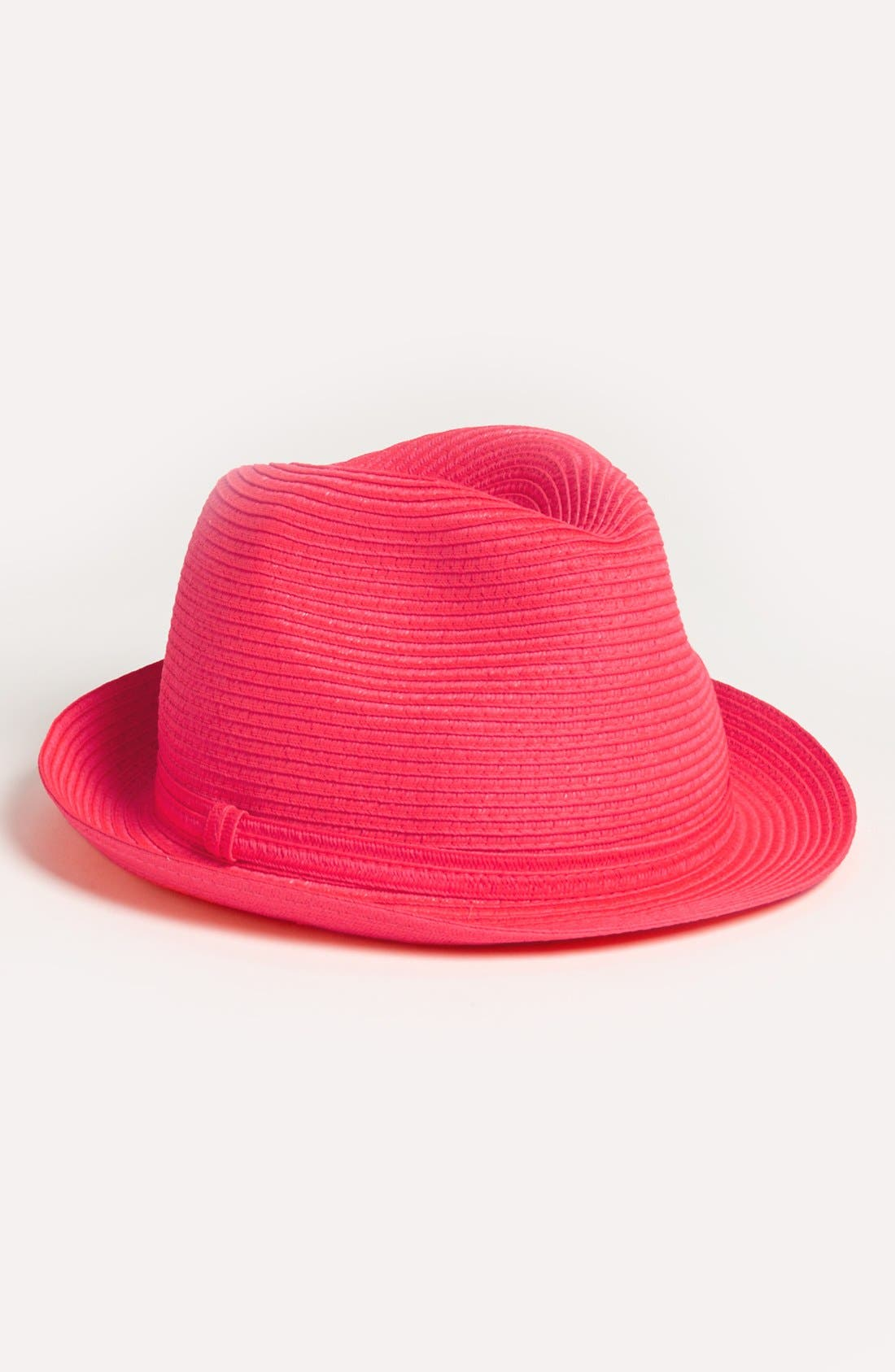 Alternate Image 1 Selected - Collection XIIX Woven Fedora
