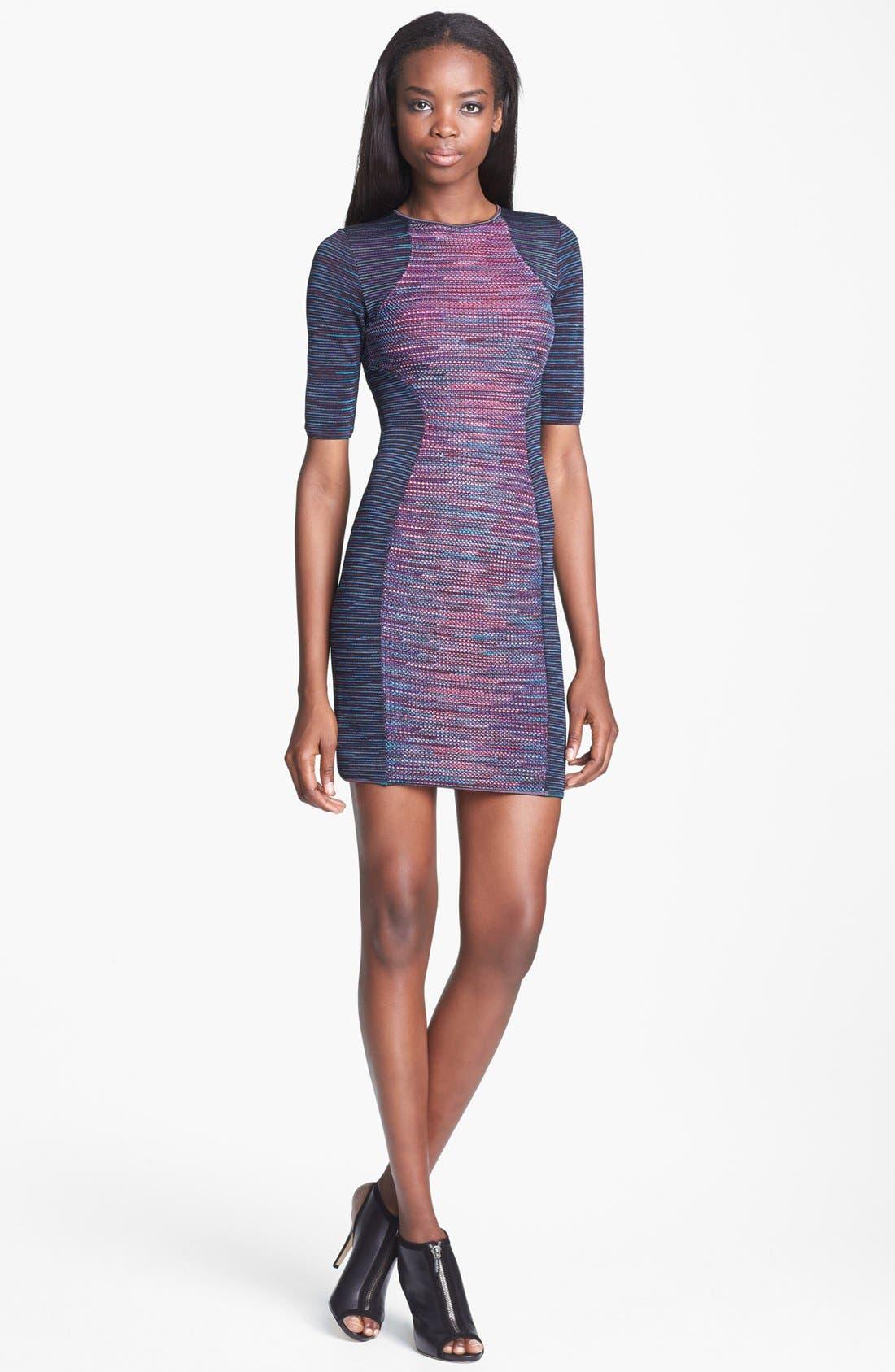 Main Image - M Missoni Patchwork Dress