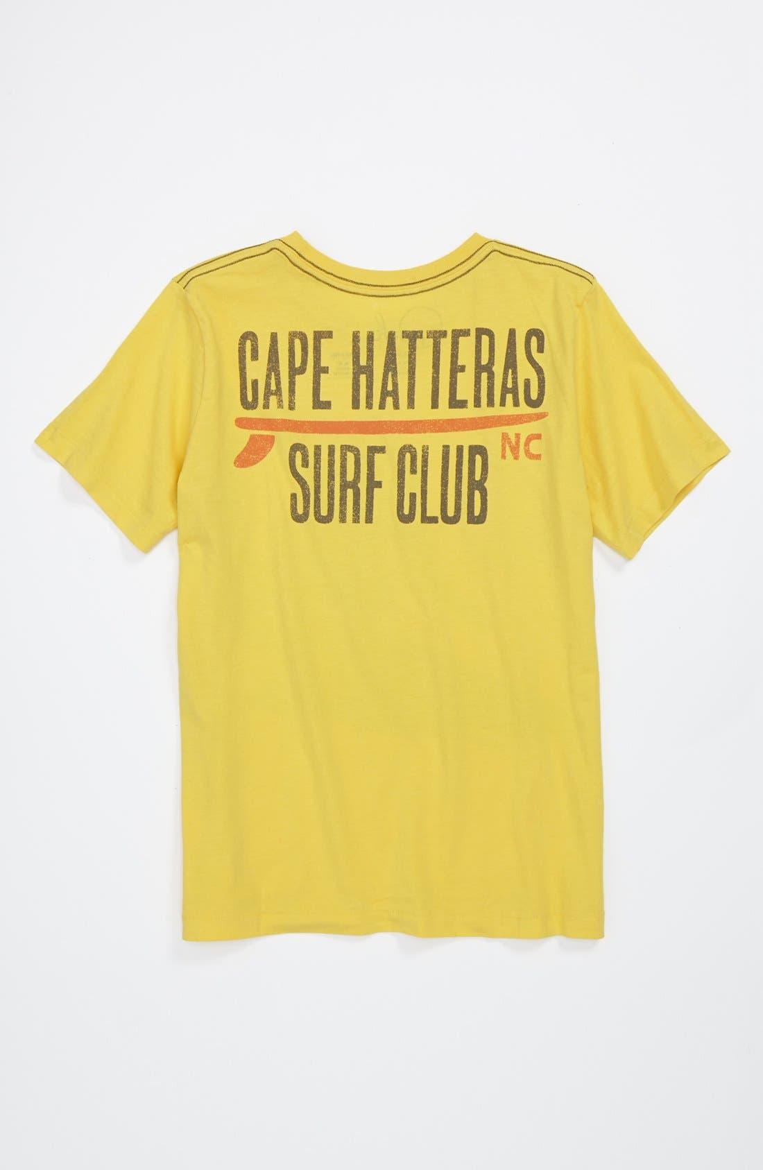 Alternate Image 2  - Peek 'Cape Hatteras' T-Shirt (Toddler Boys, Little Boys & Big Boys)