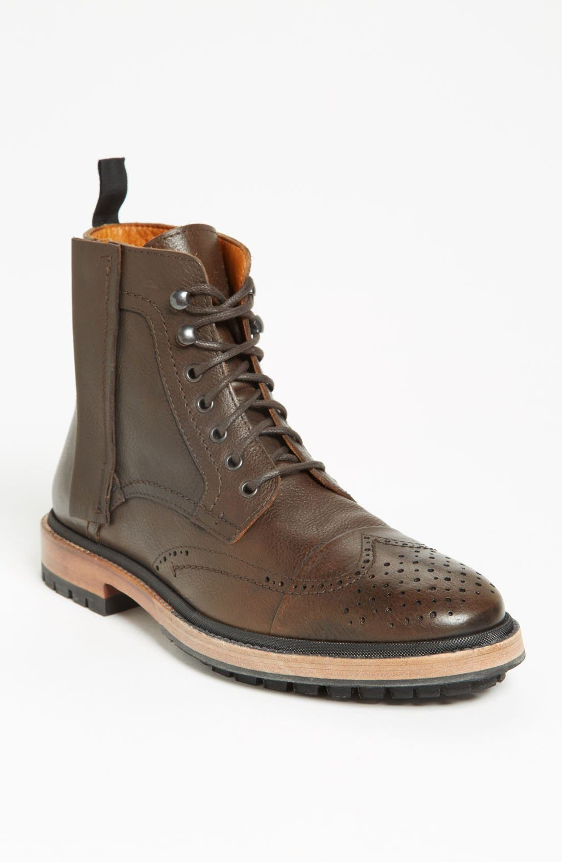 Alternate Image 1 Selected - Lanvin Wingtip Boot