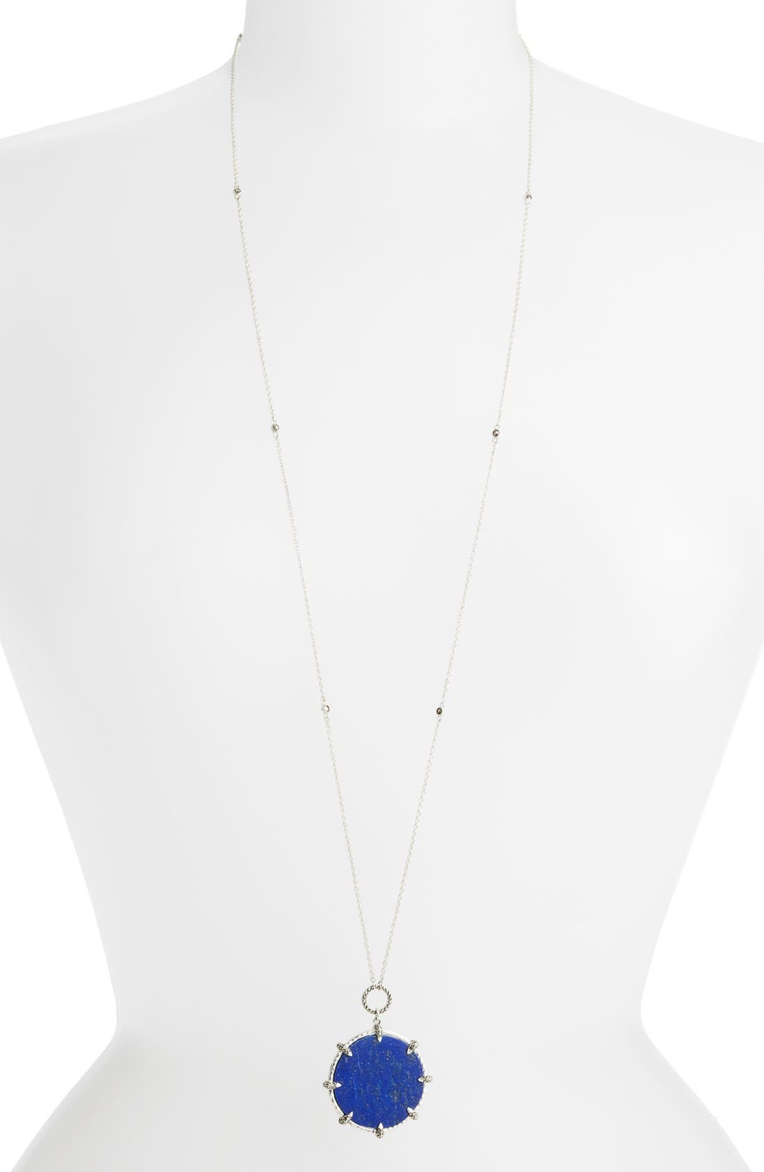 Alternate Image 2  - Judith Jack 'Coin' Convertible Reversible Pendant Necklace