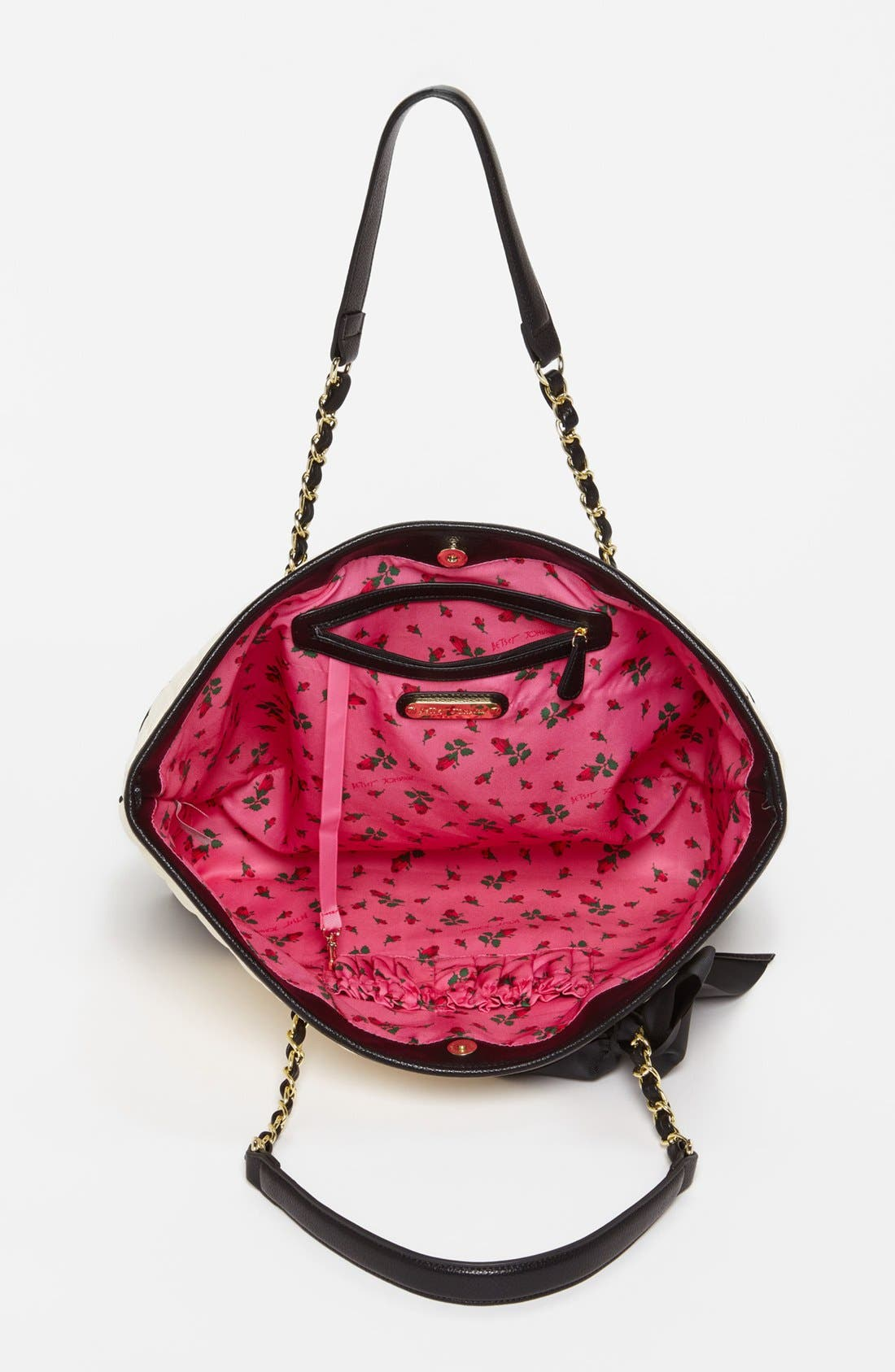 Alternate Image 3  - Betsey Johnson 'One & Only' Tote