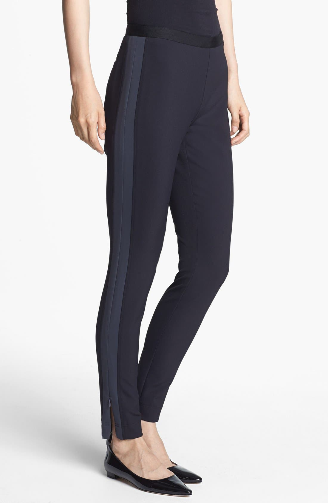 Main Image - Miss Wu Paneled Tech Pants (Nordstrom Exclusive)