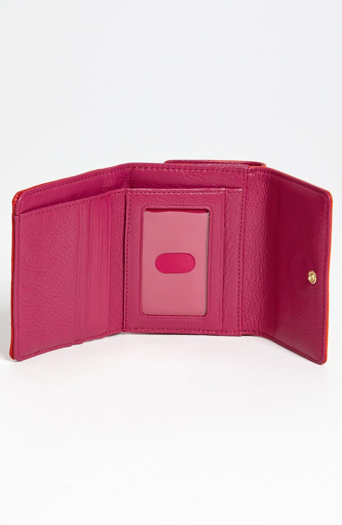 Alternate Image 2  - Tory Burch 'Clay' Double Flap French Wallet