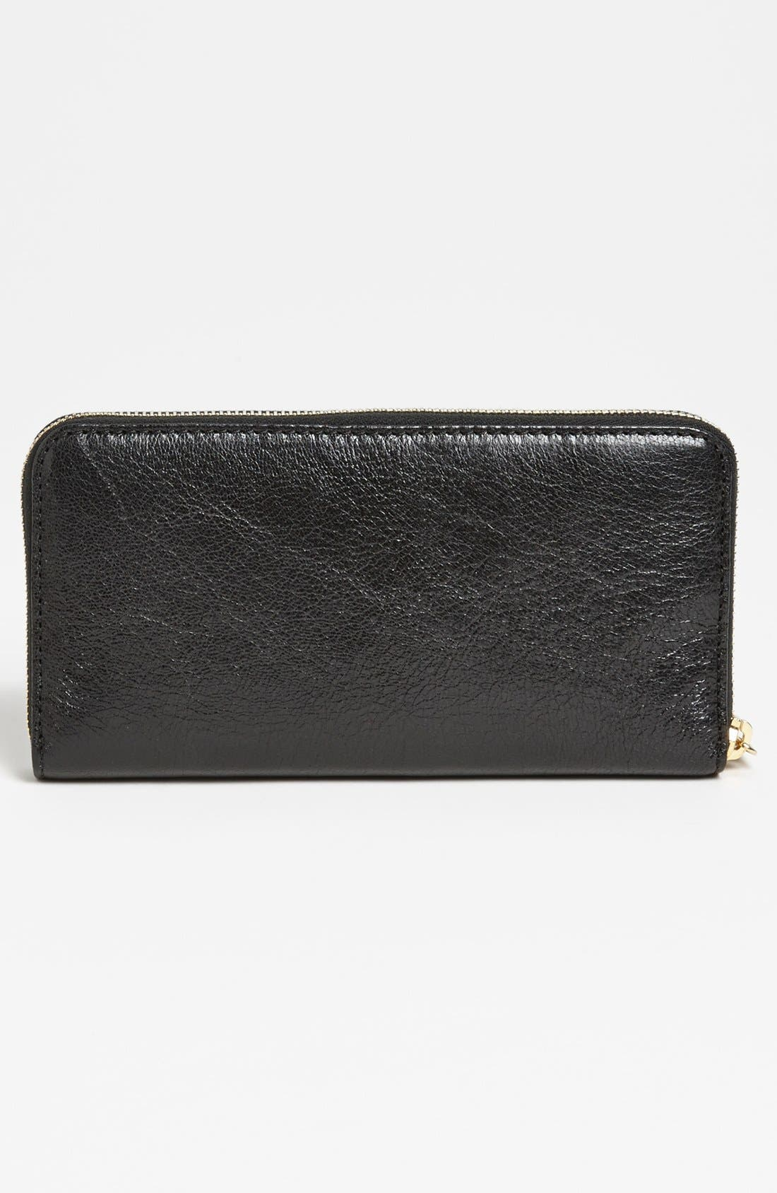 Alternate Image 3  - MARC JACOBS 'Wellington Deluxe' Goatskin Wallet