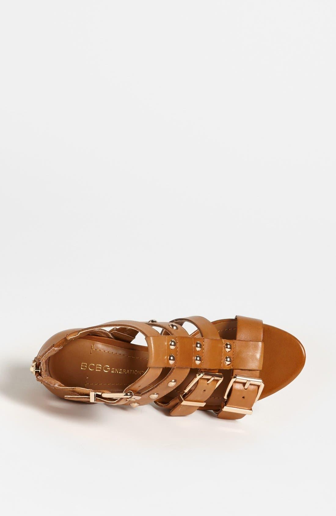 Alternate Image 3  - BCBGeneration 'Fizzy' Sandal