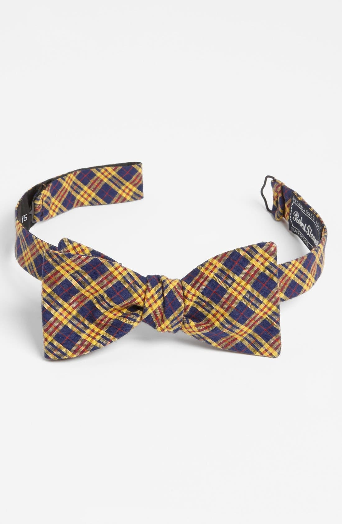 Main Image - Robert Stewart Woven Bow Tie