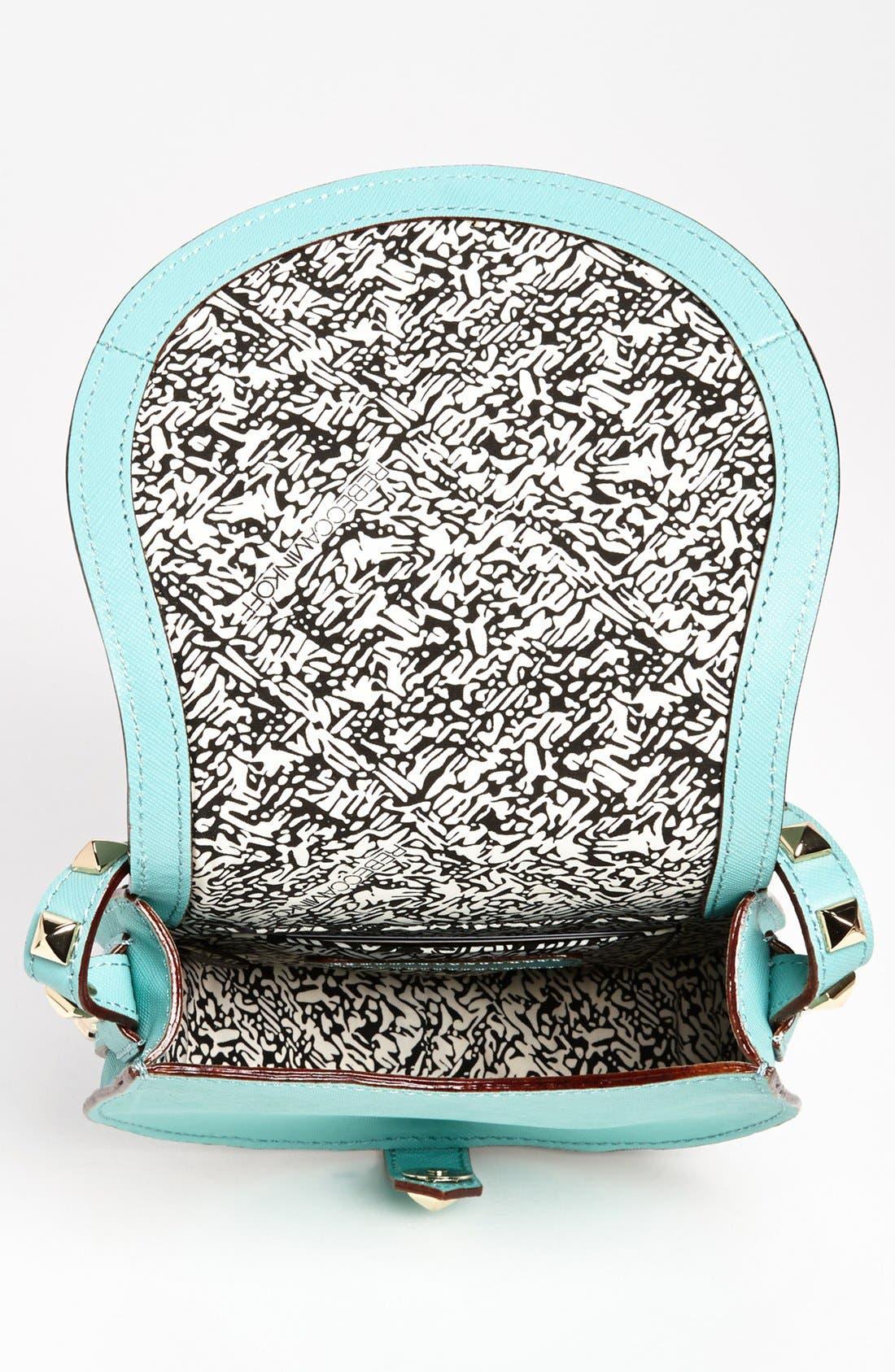 Alternate Image 2  - Rebecca Minkoff 'Skylar - Mini' Leather Crossbody Bag
