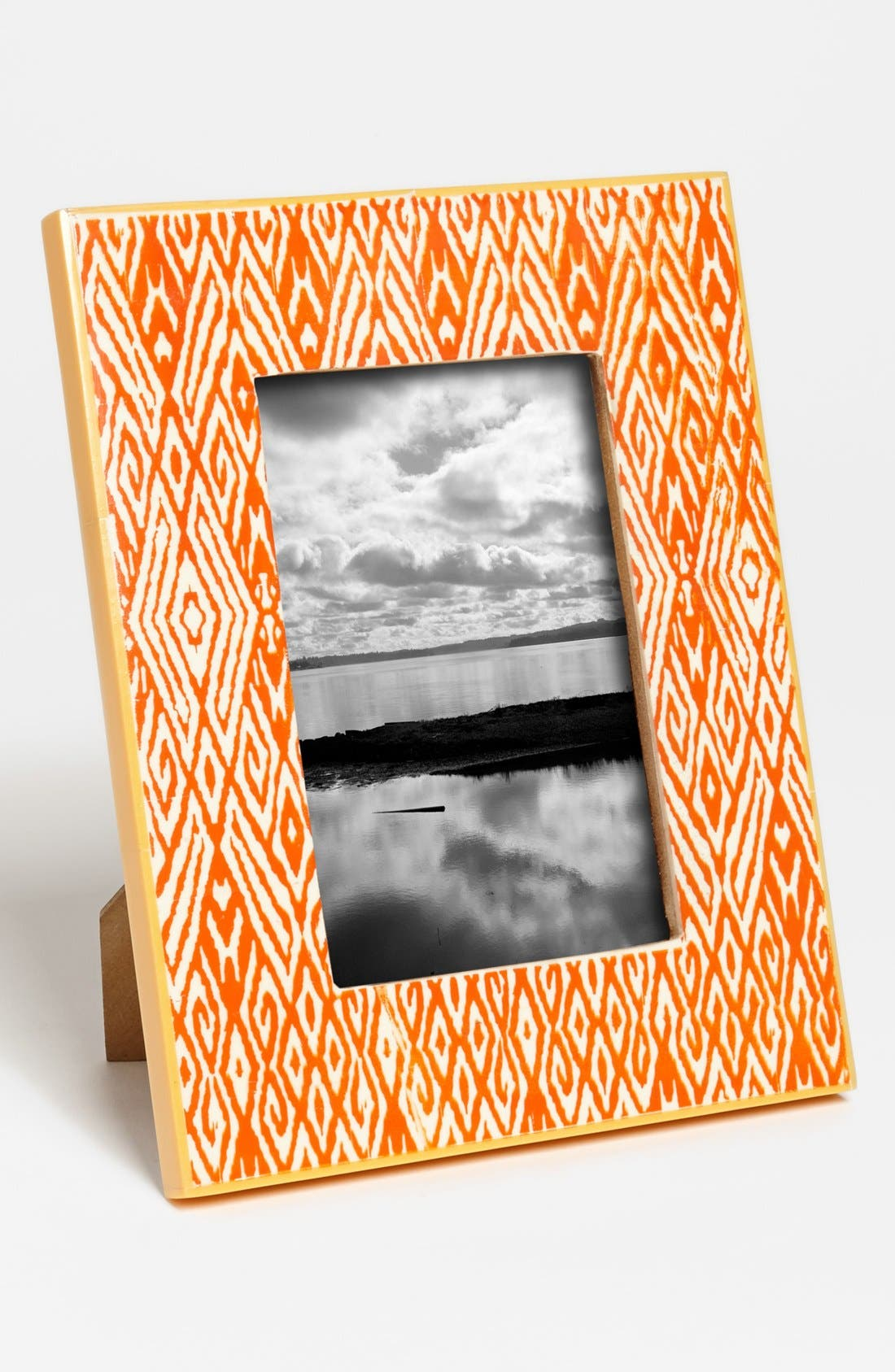 Alternate Image 1 Selected - 'Ikat' Picture Frame (4x6)
