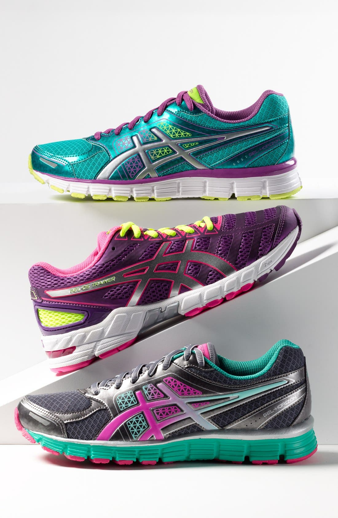 Alternate Image 2  - ASICS® 'GEL-Horizon' Running Shoe (Women)