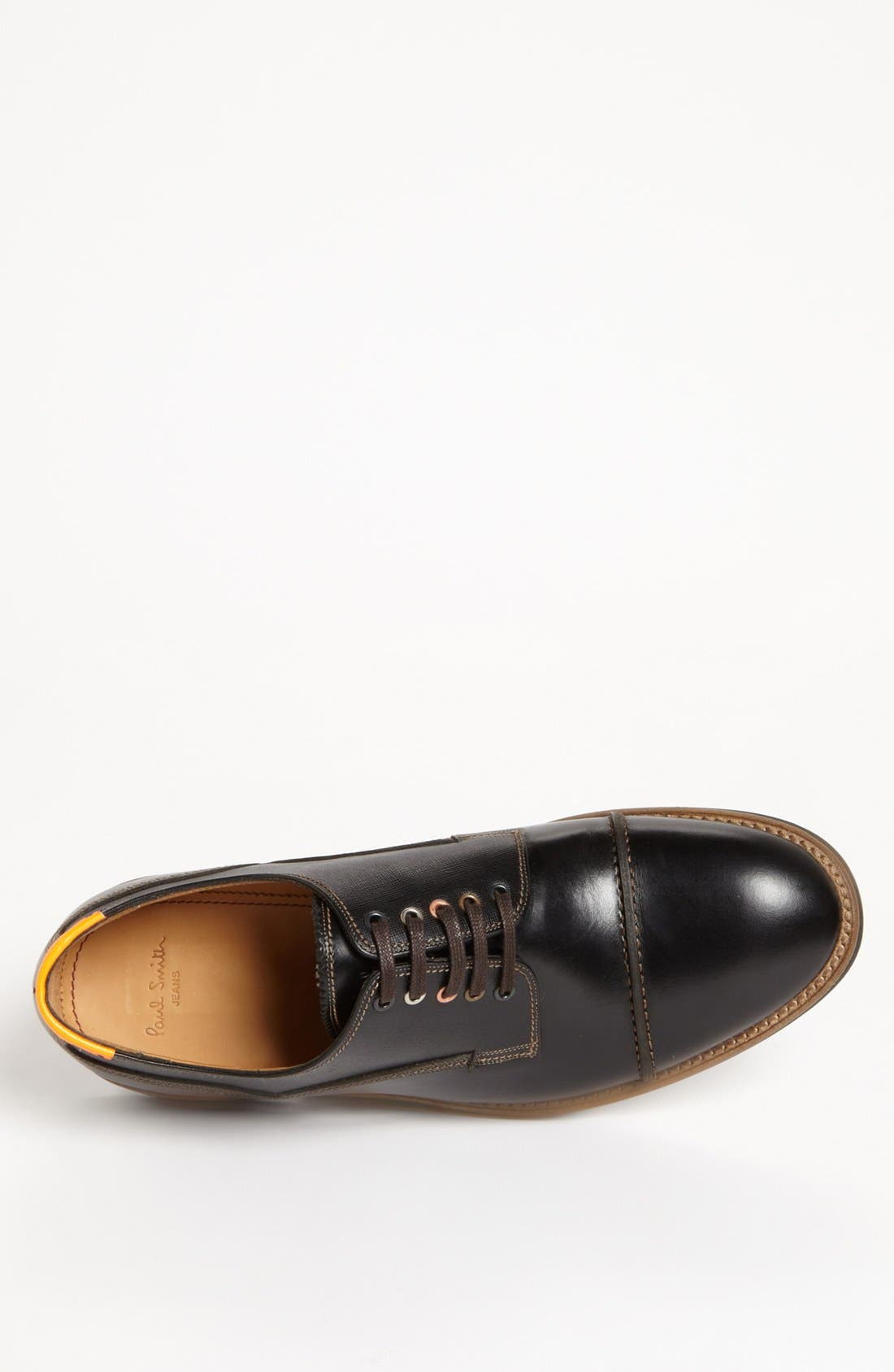 Alternate Image 3  - Paul Smith 'Skull' Cap Toe Derby