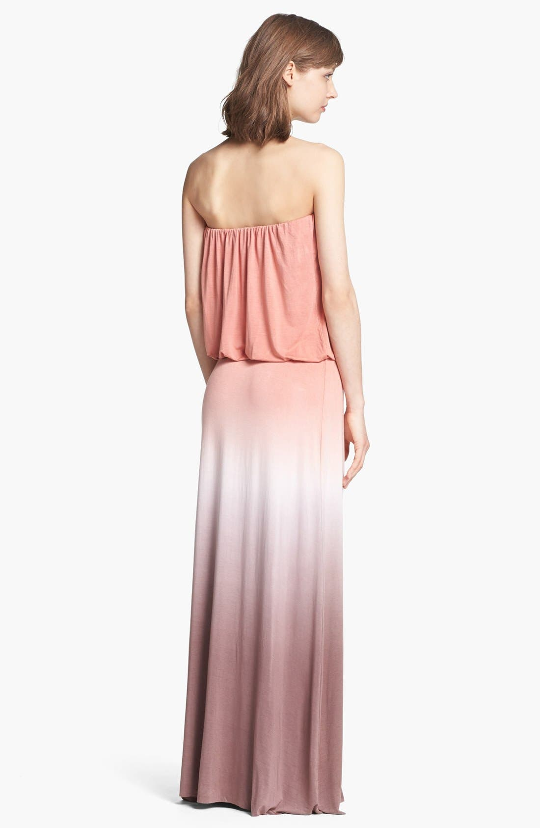 Alternate Image 2  - Young, Fabulous & Broke 'Sydney' Ombré Maxi Dress