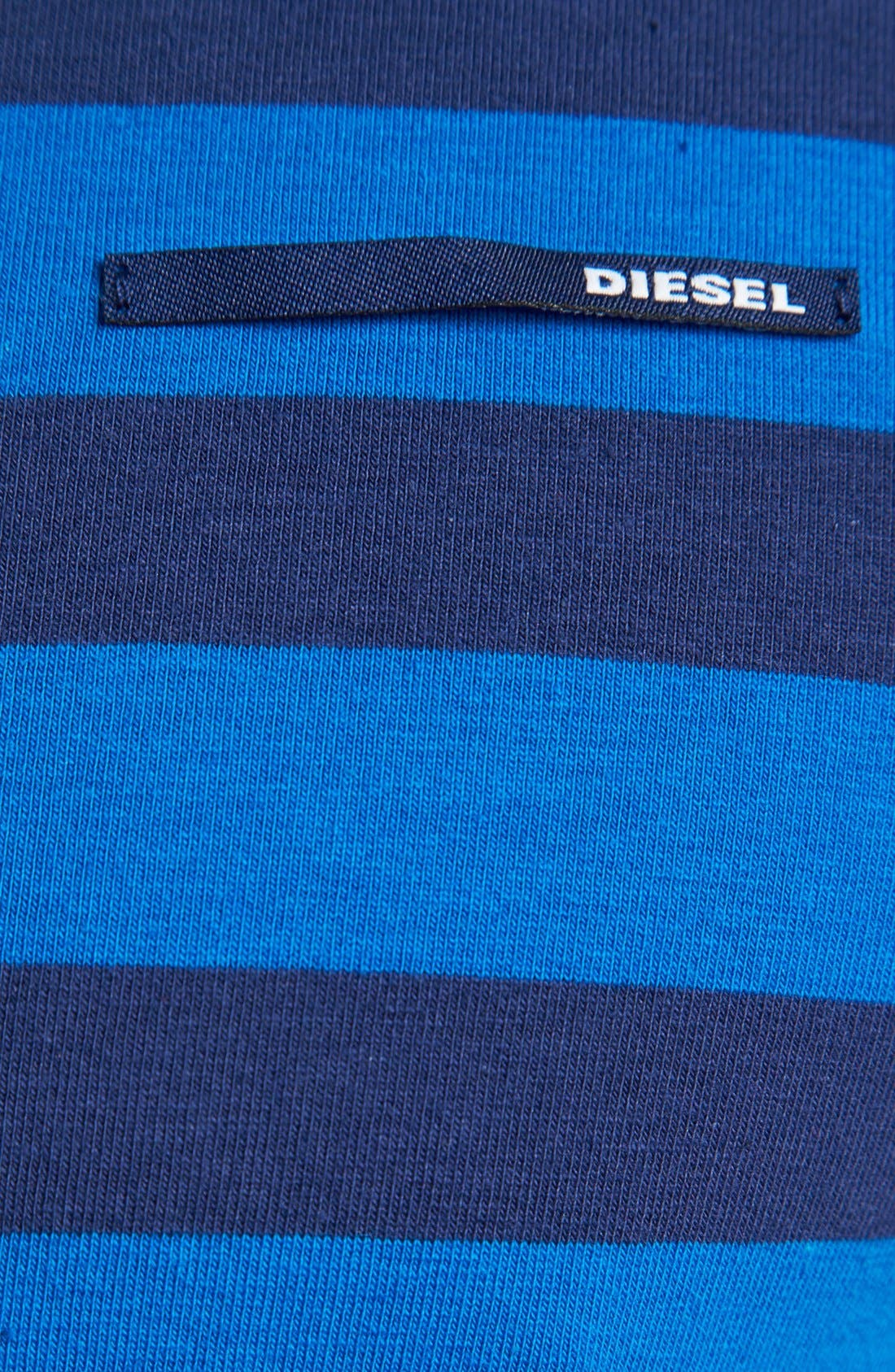 Alternate Image 3  - DIESEL® 'Michael' V-Neck T-Shirt